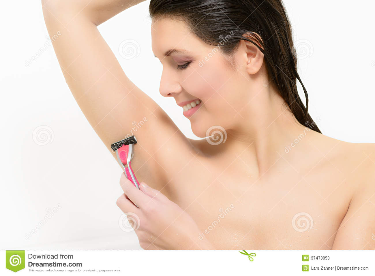 female shaved armpits and pussies