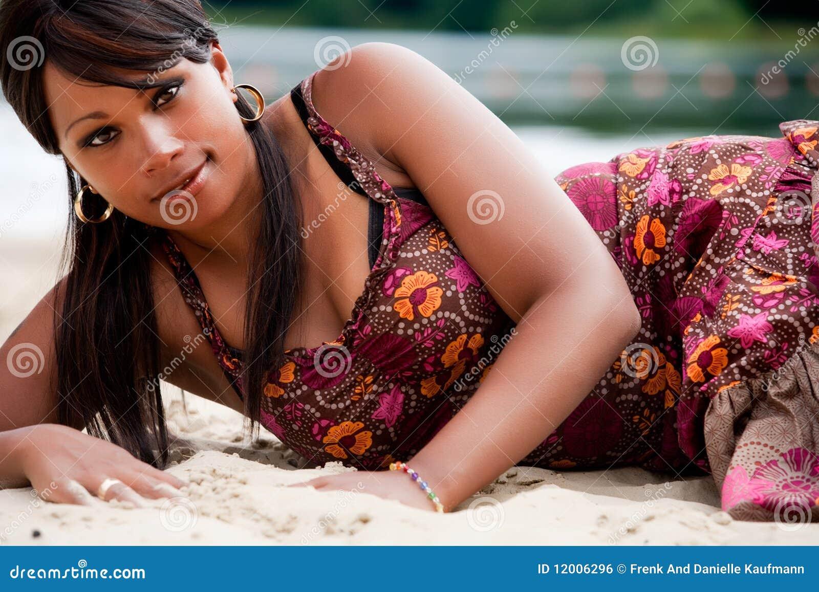Beautifull african woman