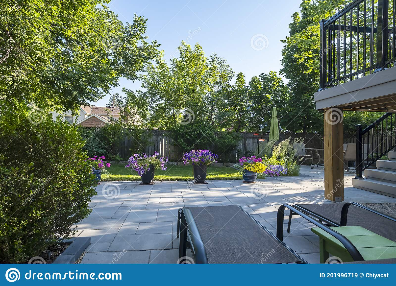 1 357 Landscaped Backyard Patio Photos Free Royalty Free Stock Photos From Dreamstime