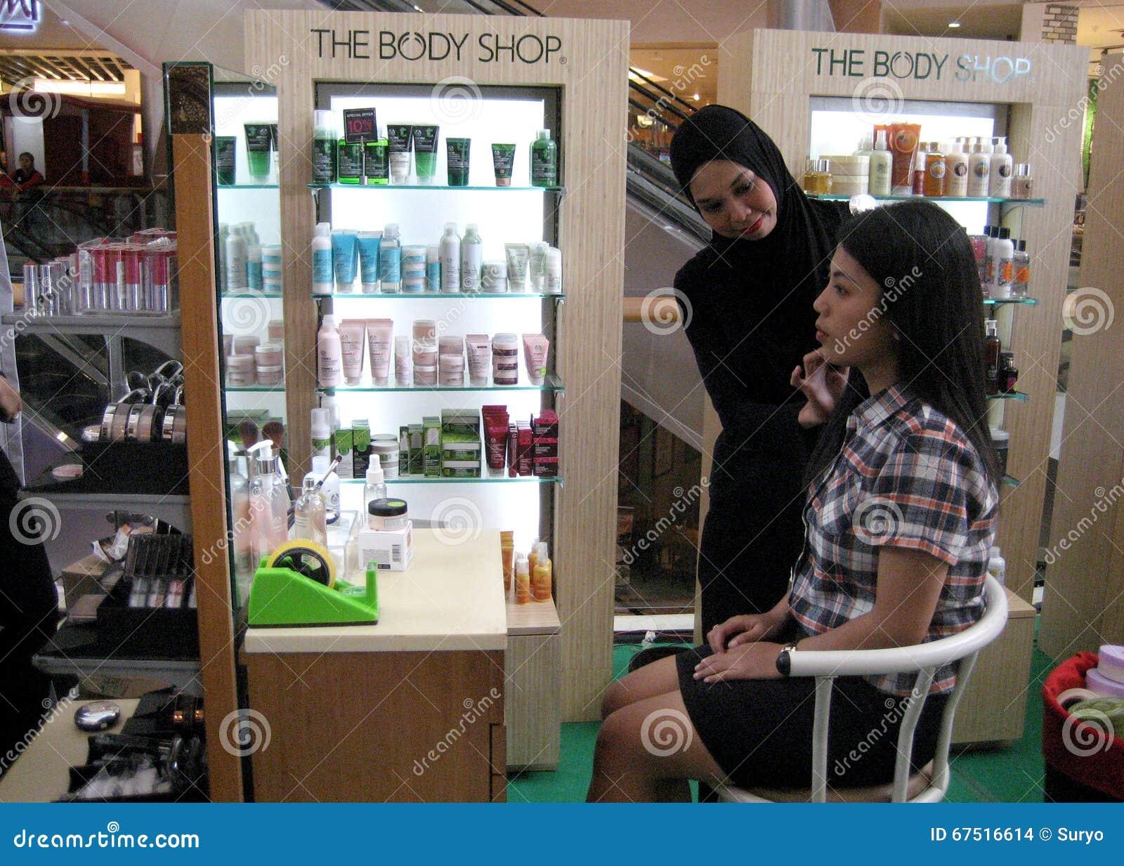 beauty advisor editorial stock image image  beauty advisor editorial stock image