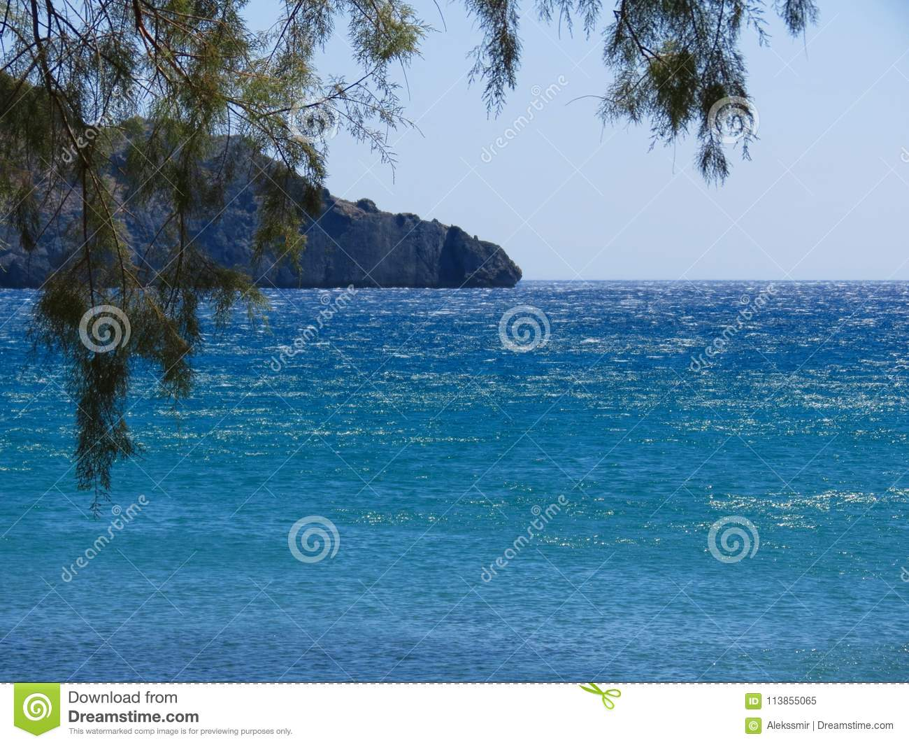 Landscapes of the Southern Crete