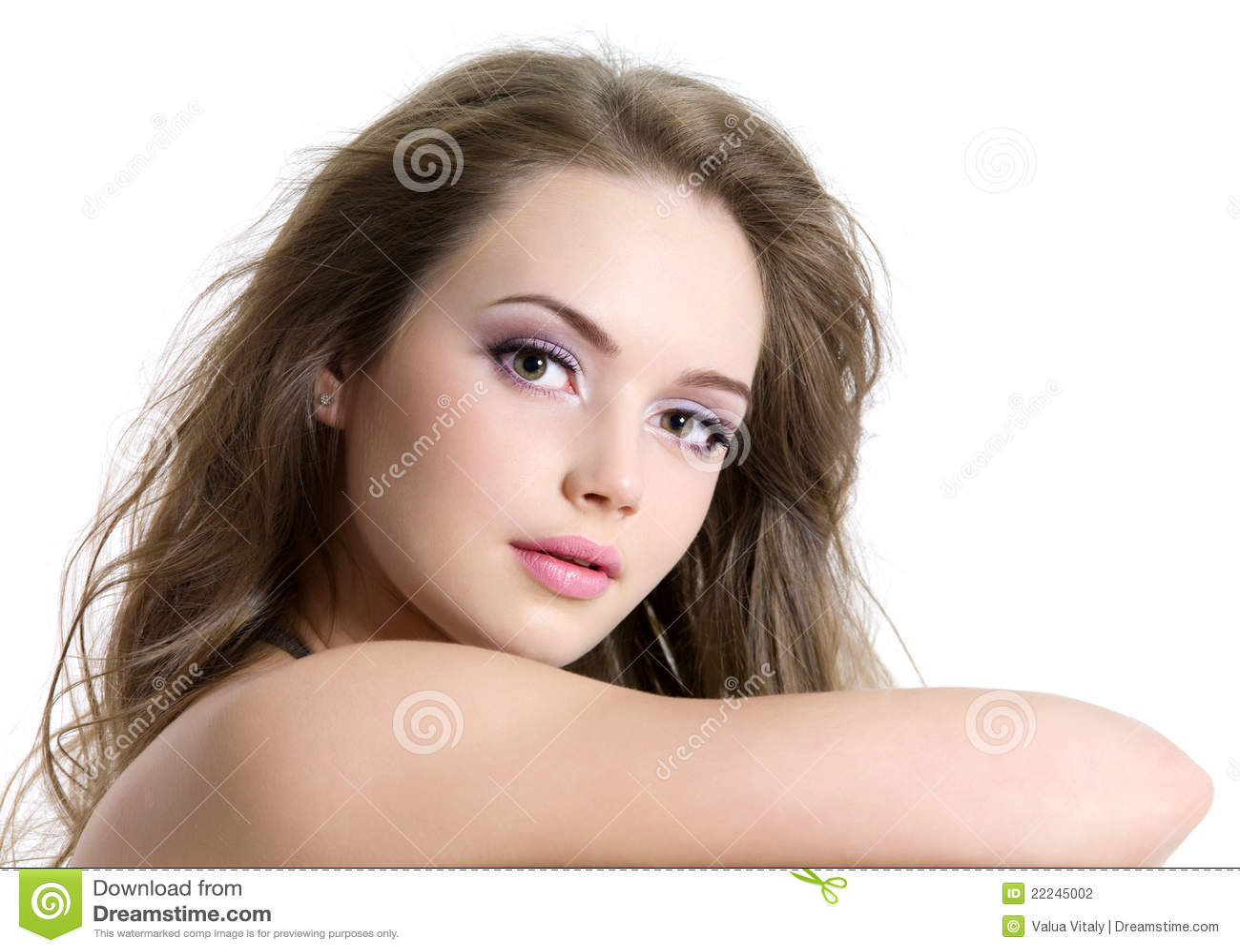 Sexy Teen Face