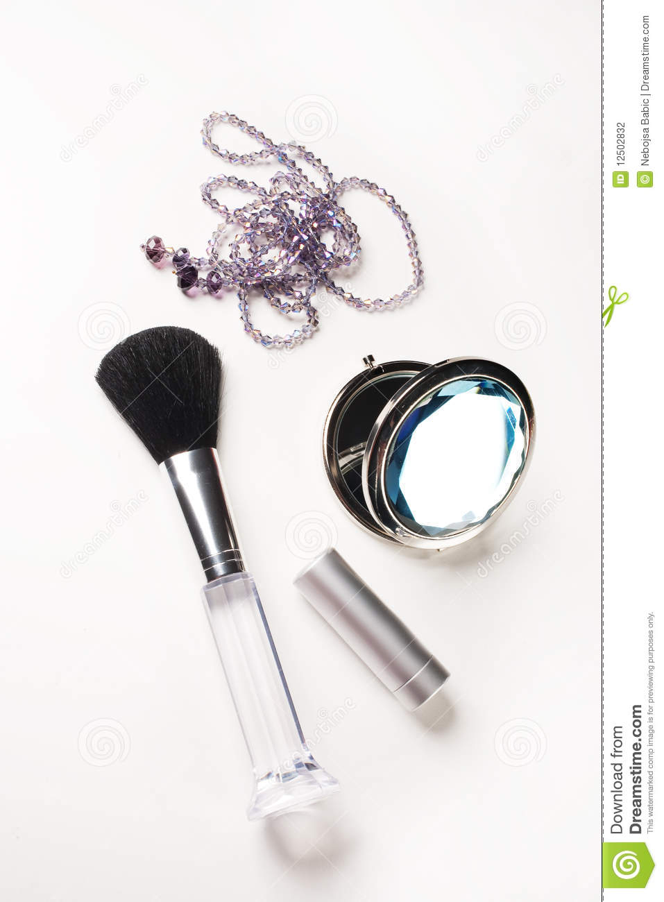 Beauty And Fashion Accessories Stock Photography Image 12502832