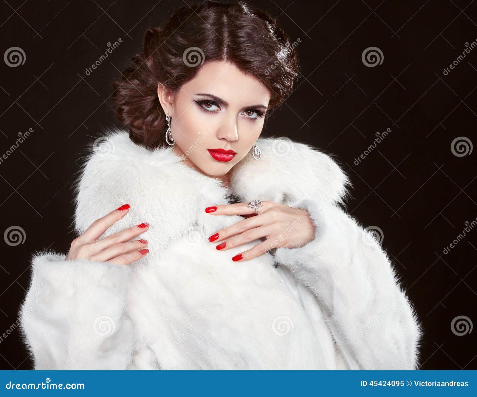 Natural Hair Winter Coat