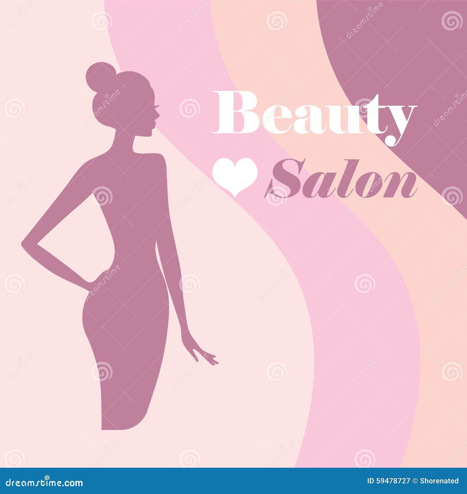 Beauty Logo Template Stock Vector
