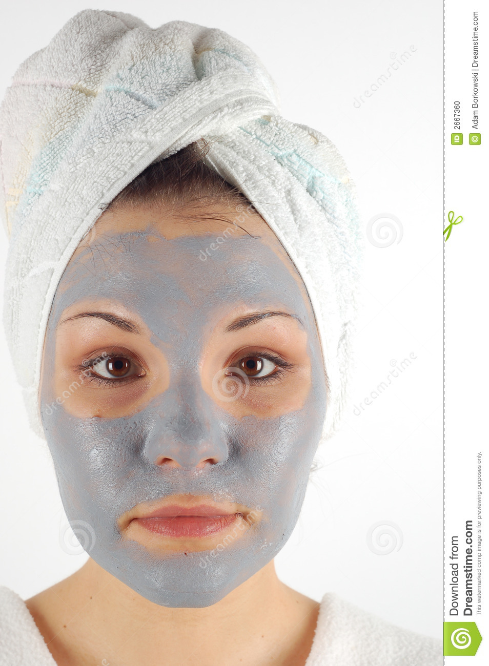 Beauty mask #33