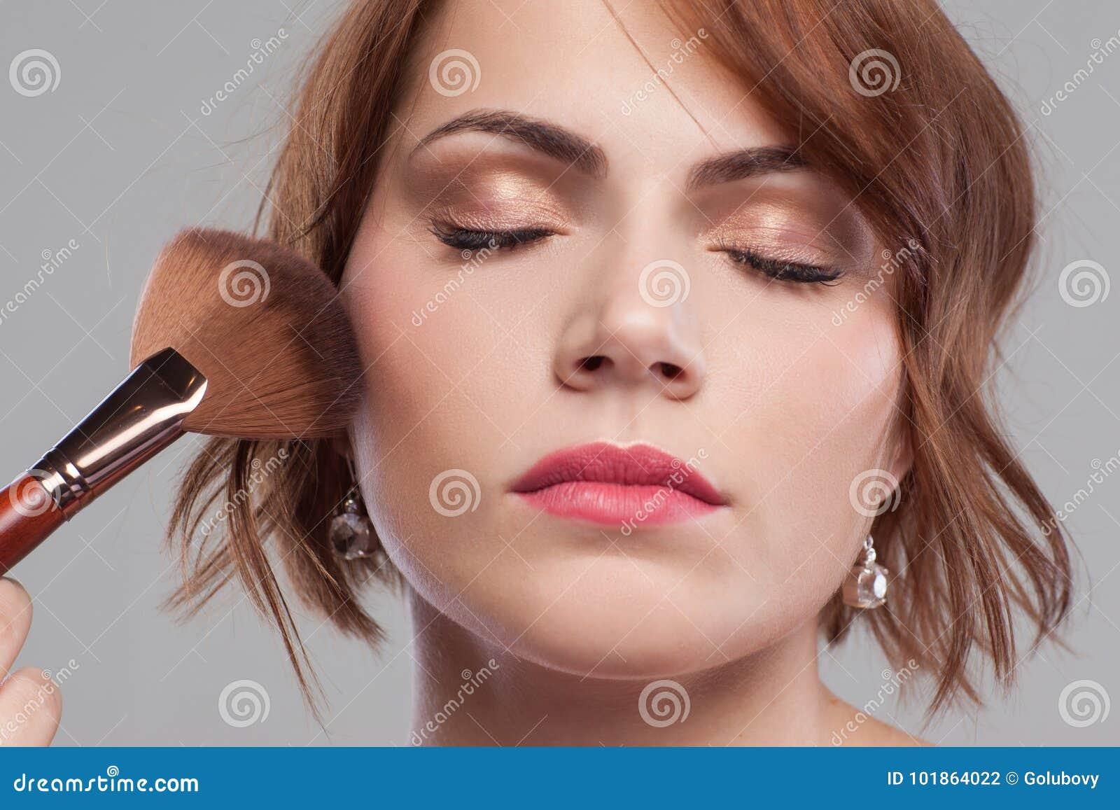 makeup Sexy models nude