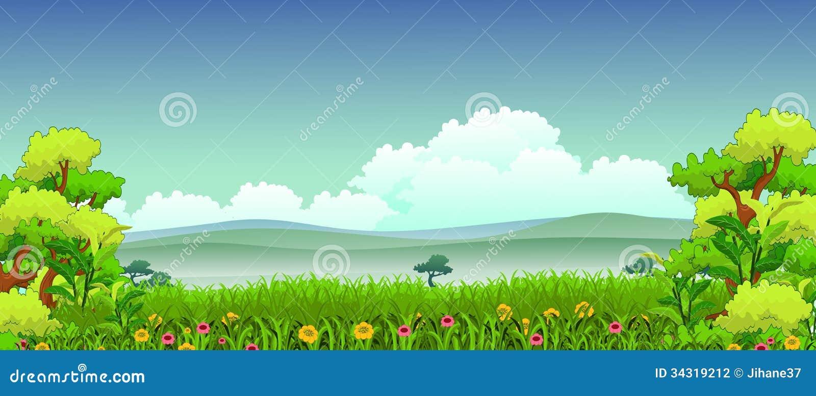 Beauty Nature Background Stock Photography - Image: 34319212