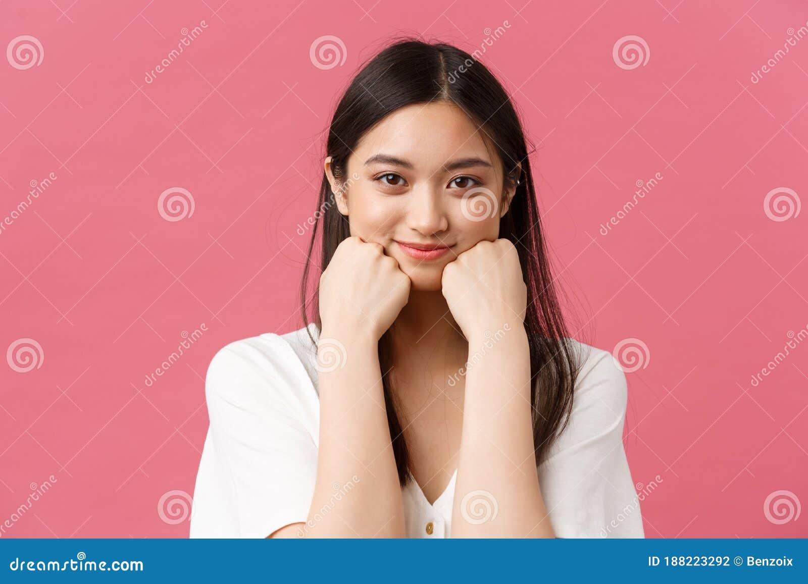 Cute Shy Girl Royalty Free Stock Photo - Image: 19870445