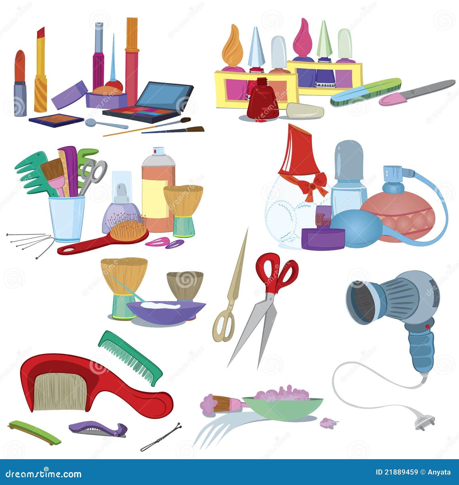 Make up brush icon vector illustration for Accesorios para salon de belleza