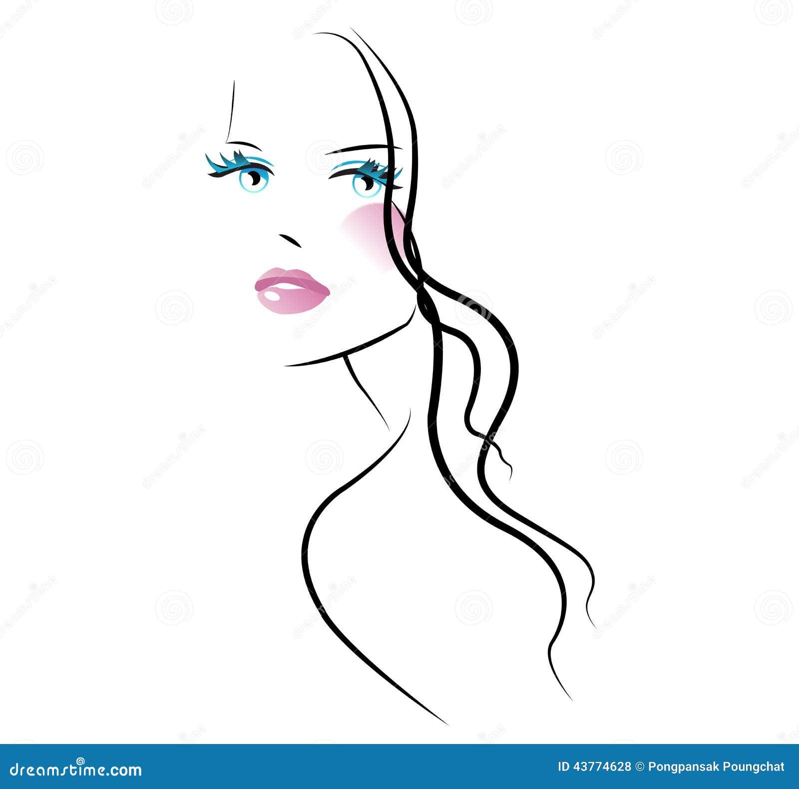 Beauty Salon Vector Illustration Cartoondealer Com 43774628