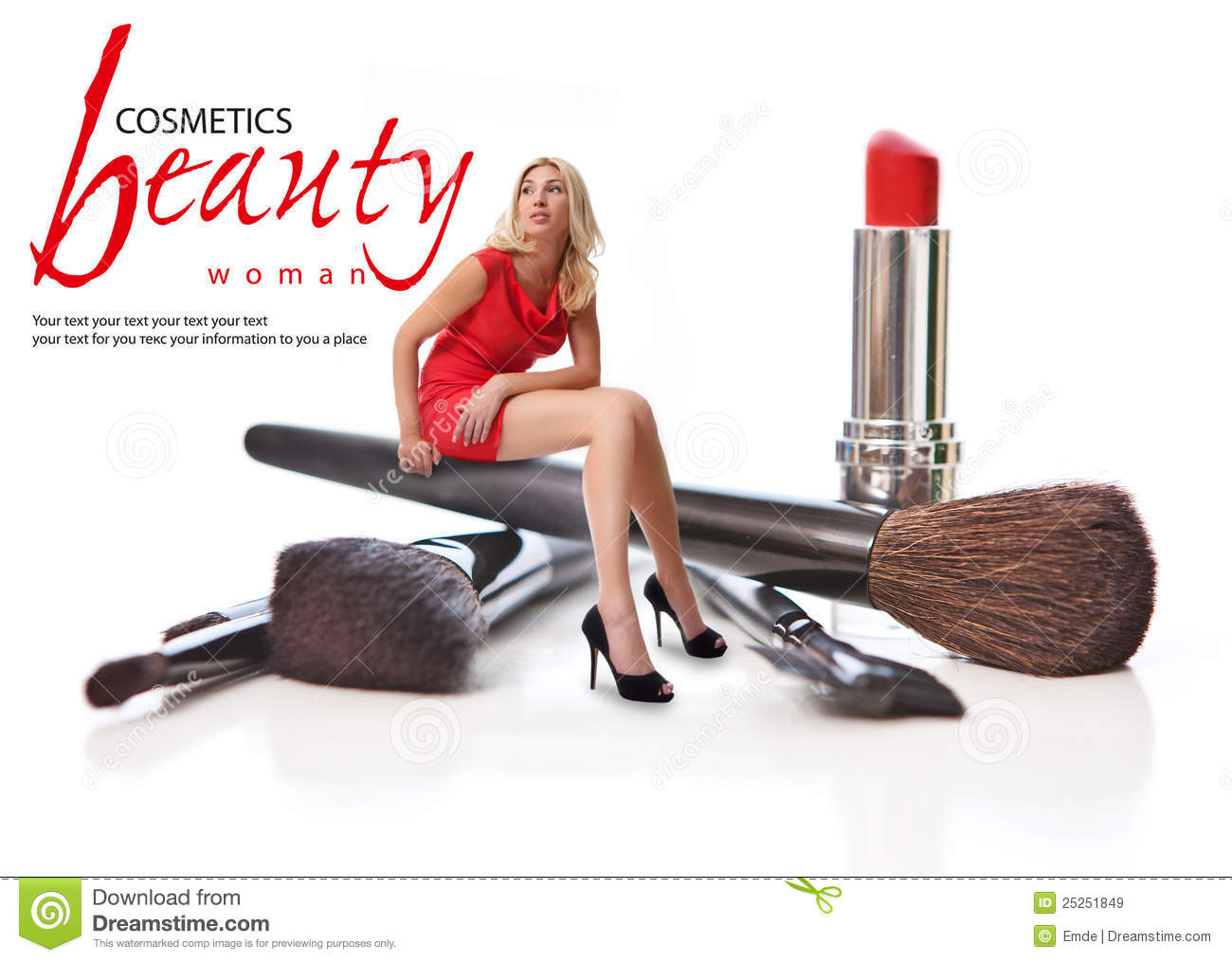 Beauty Salon. Concept stock image. Image of concept ...