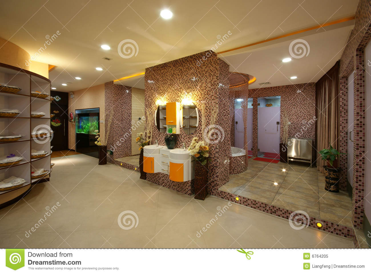 Beauty Salon Decoration | Joy Studio Design Gallery - Best ...