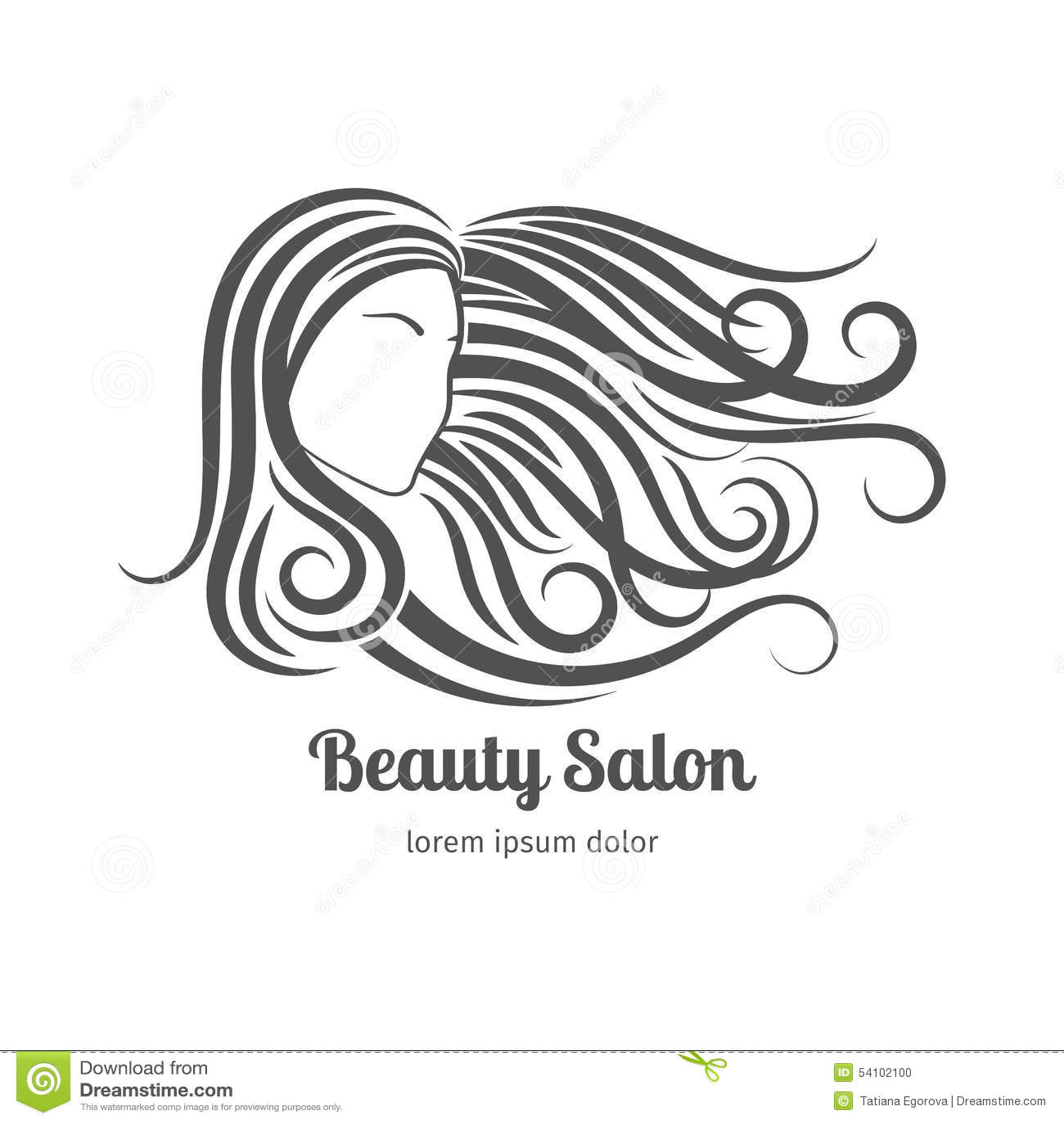 Salon Logo Stock Images RoyaltyFree Images amp Vectors