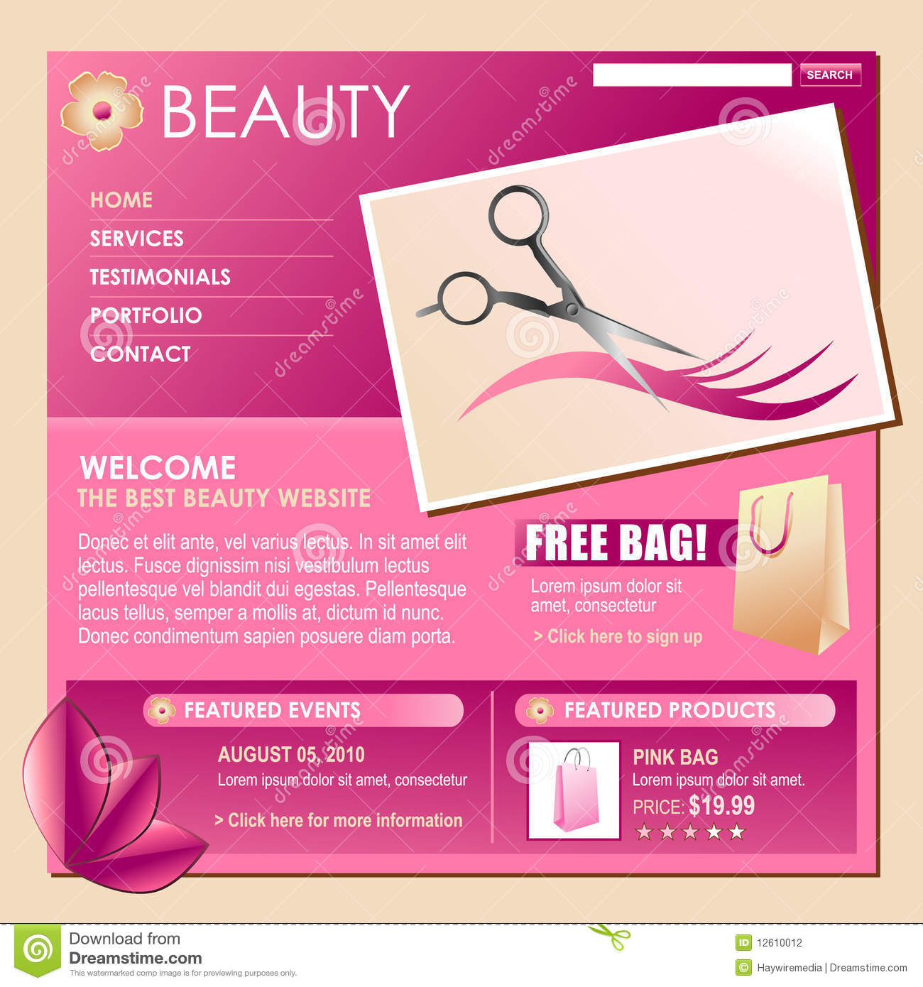 Beauty salon business cards templates free intellego beauty salon business cards templates free beauty style hair businessbeauty salon business cards templates free cheaphphosting Image collections