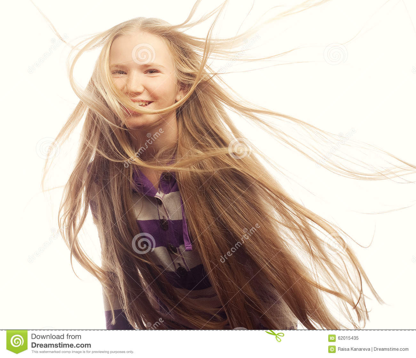 Beauty Teen Girl Stock Photo Image 62015435
