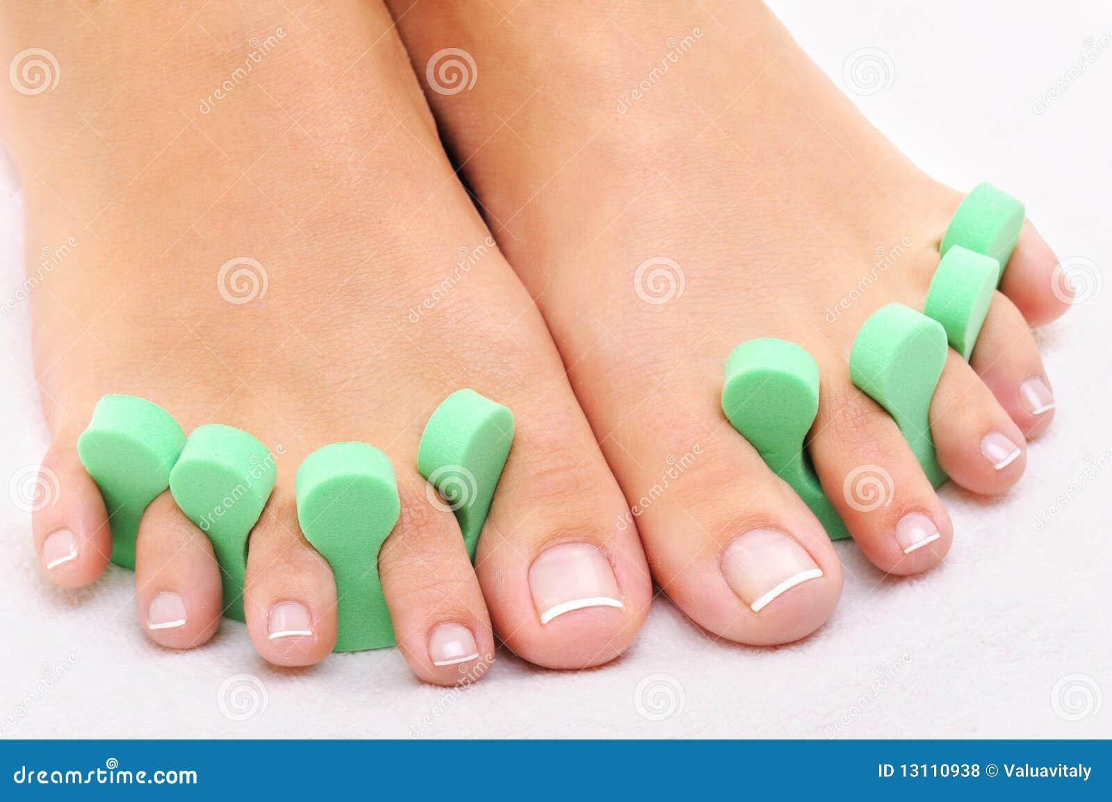 beauty treatment for feet