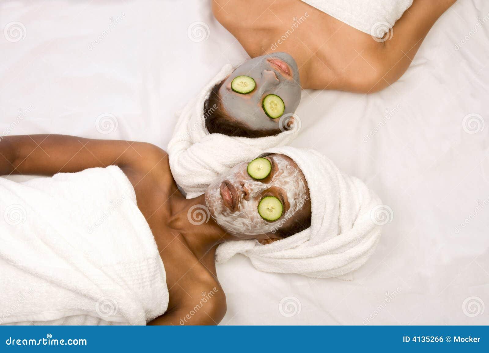 Beauty treatment spa