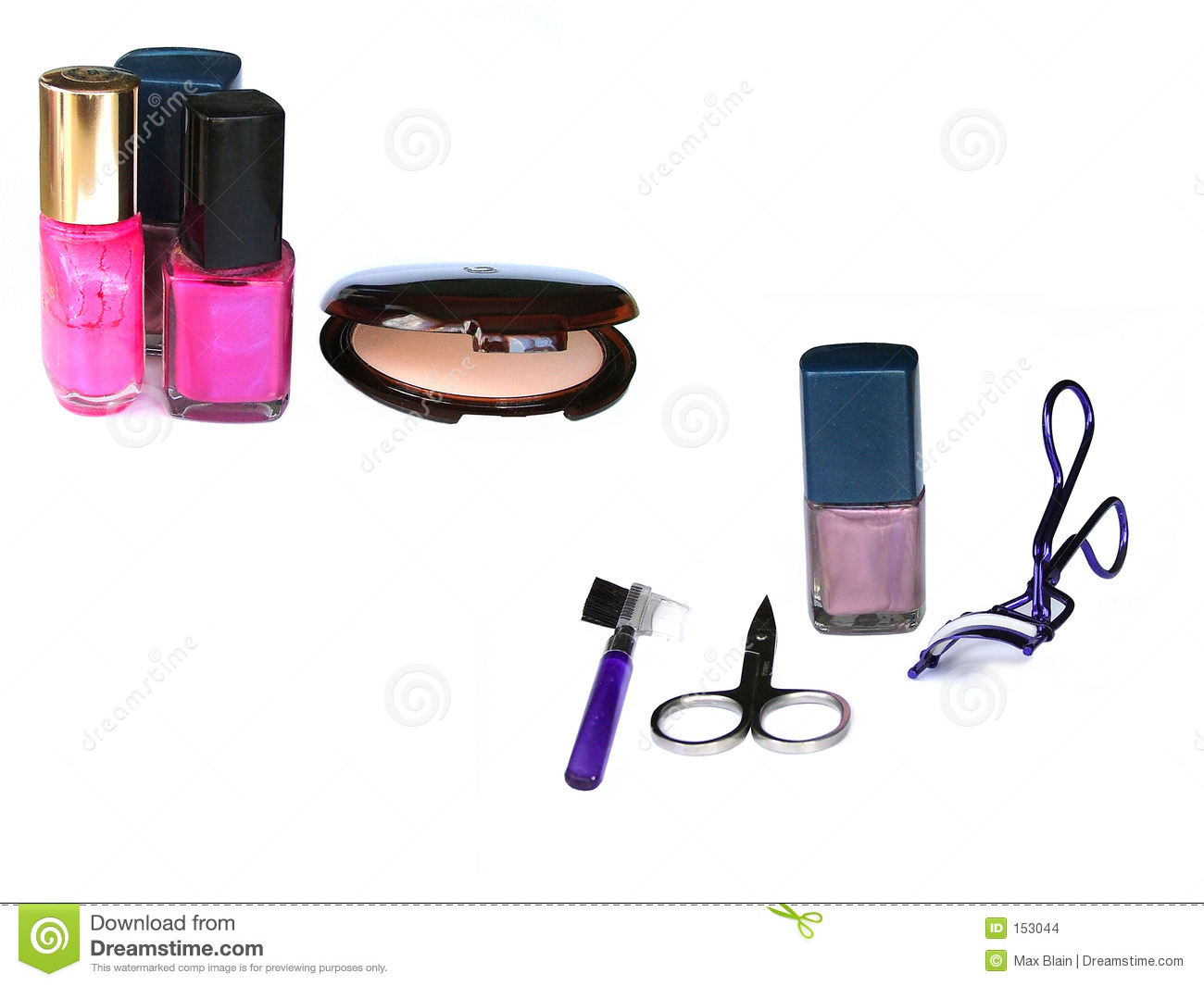 Beauty utensils