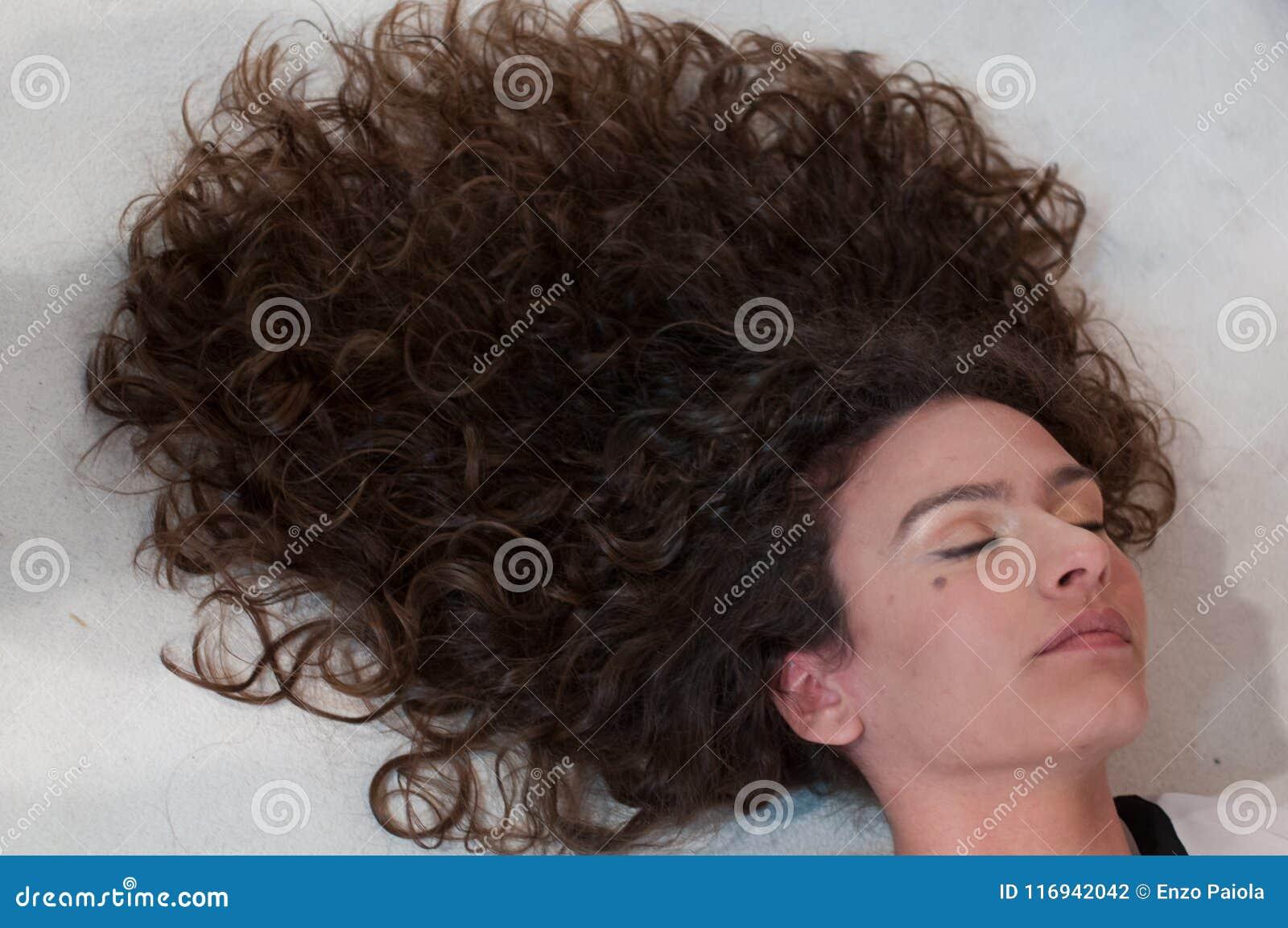Long Hair Brunette Fuck