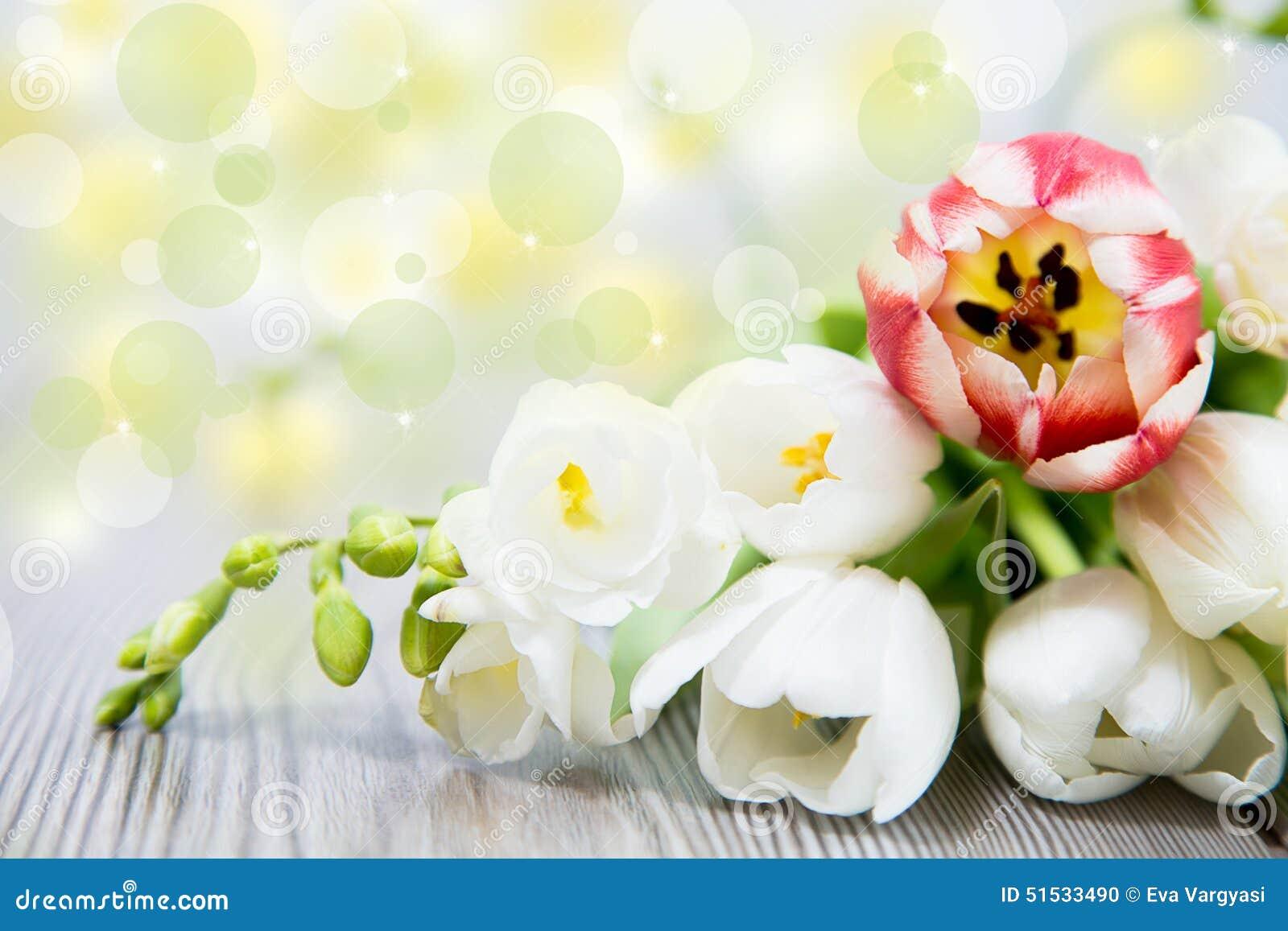 Beautyful spring flower
