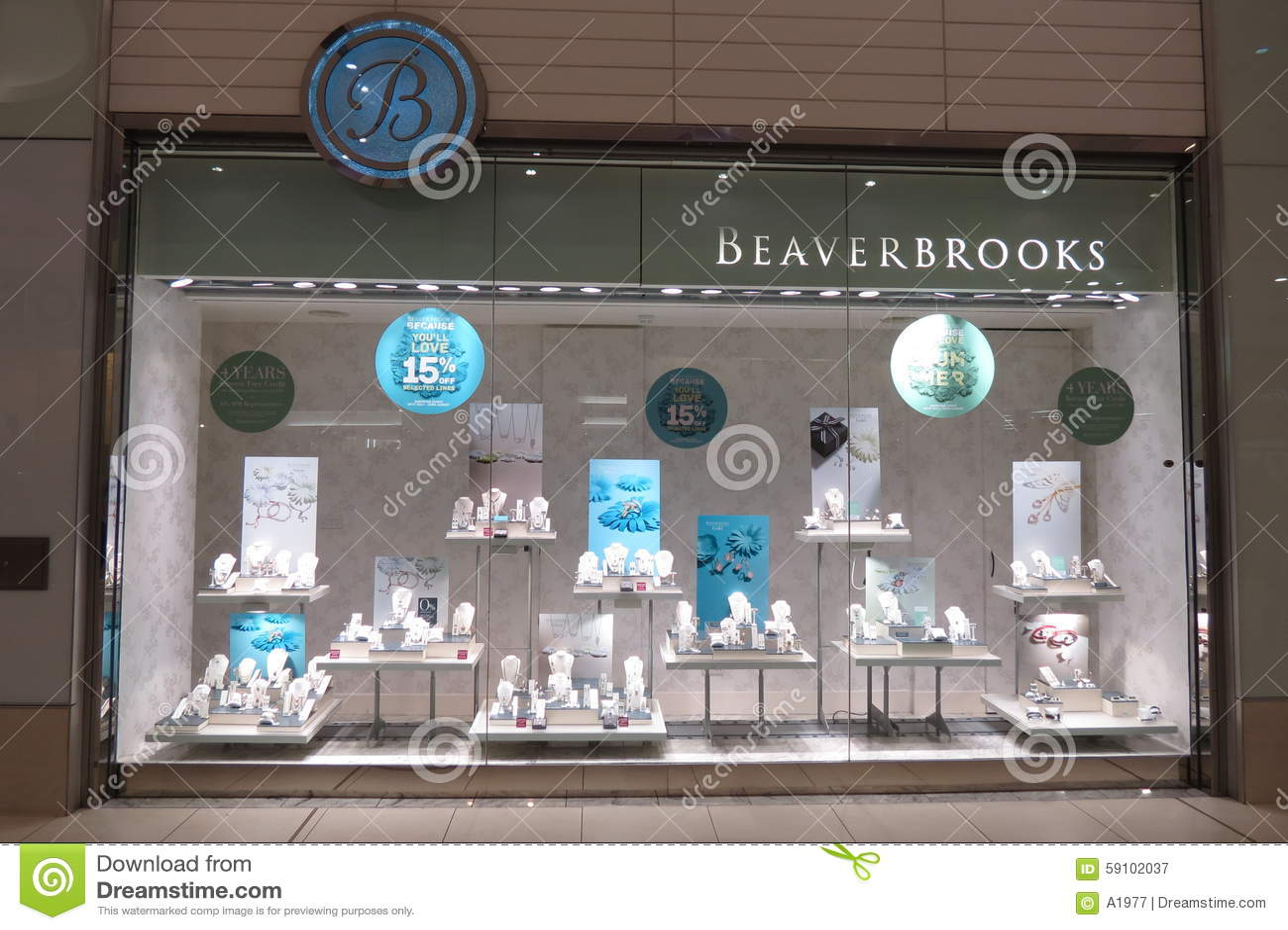 Beaverbrooks品牌商店