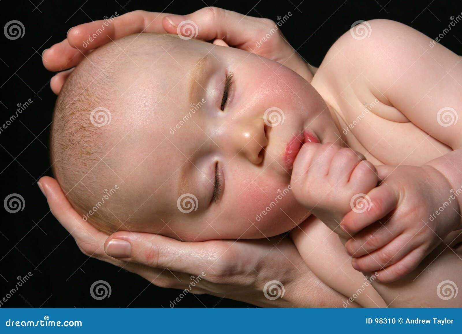 Bebé 4 del sueño
