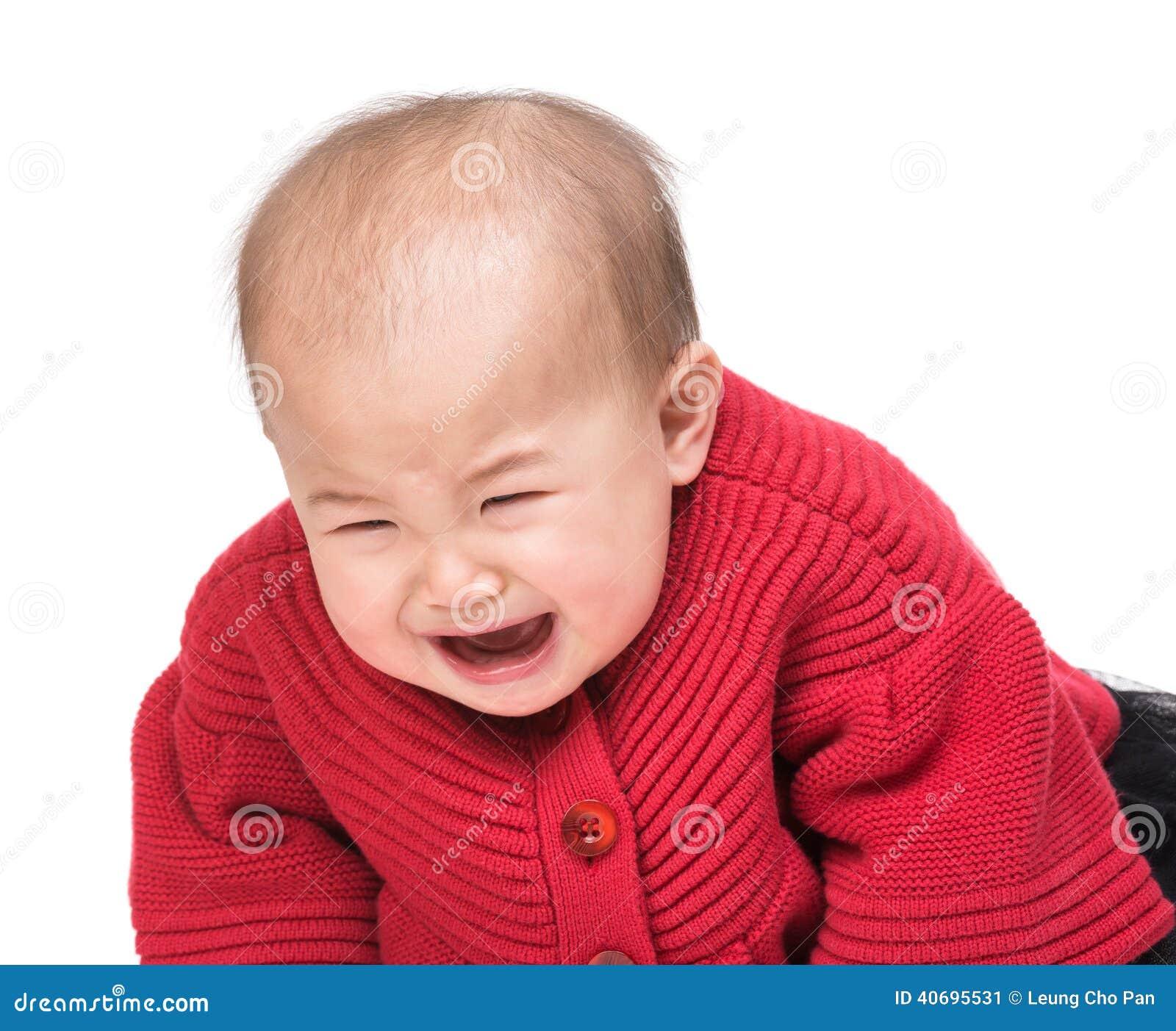Bebé de grito