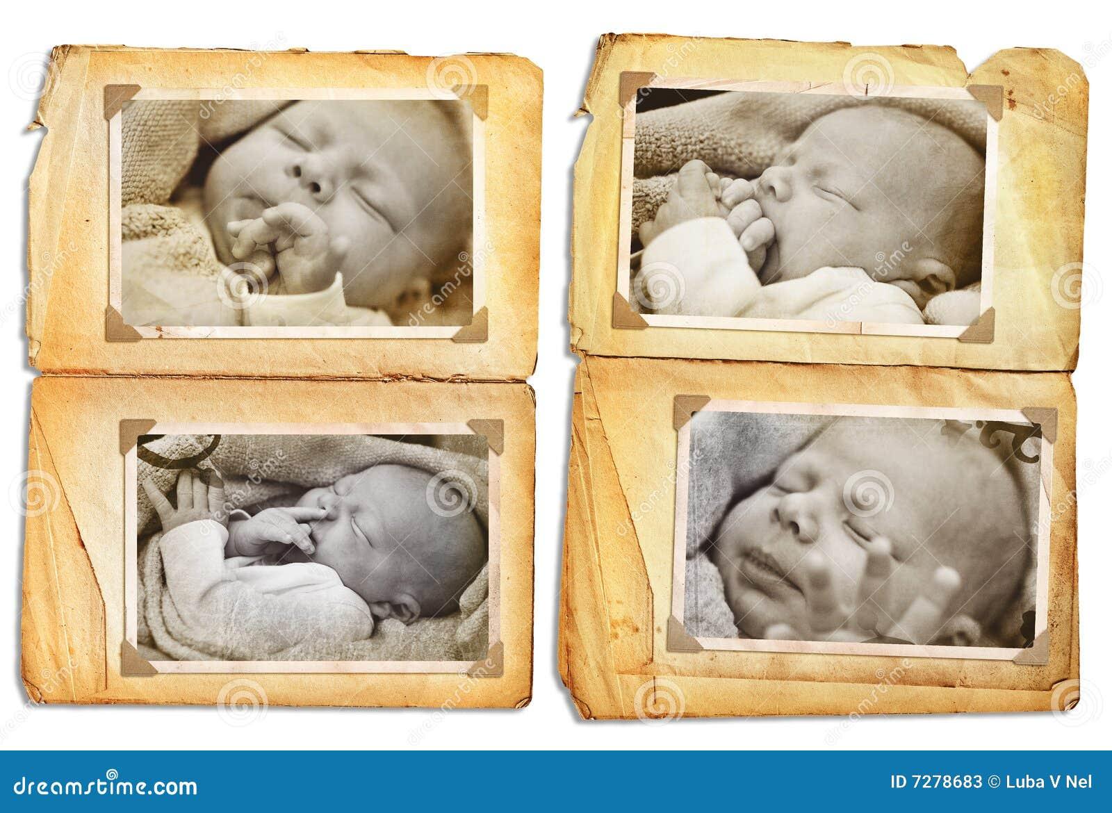 Bebé de Grunge