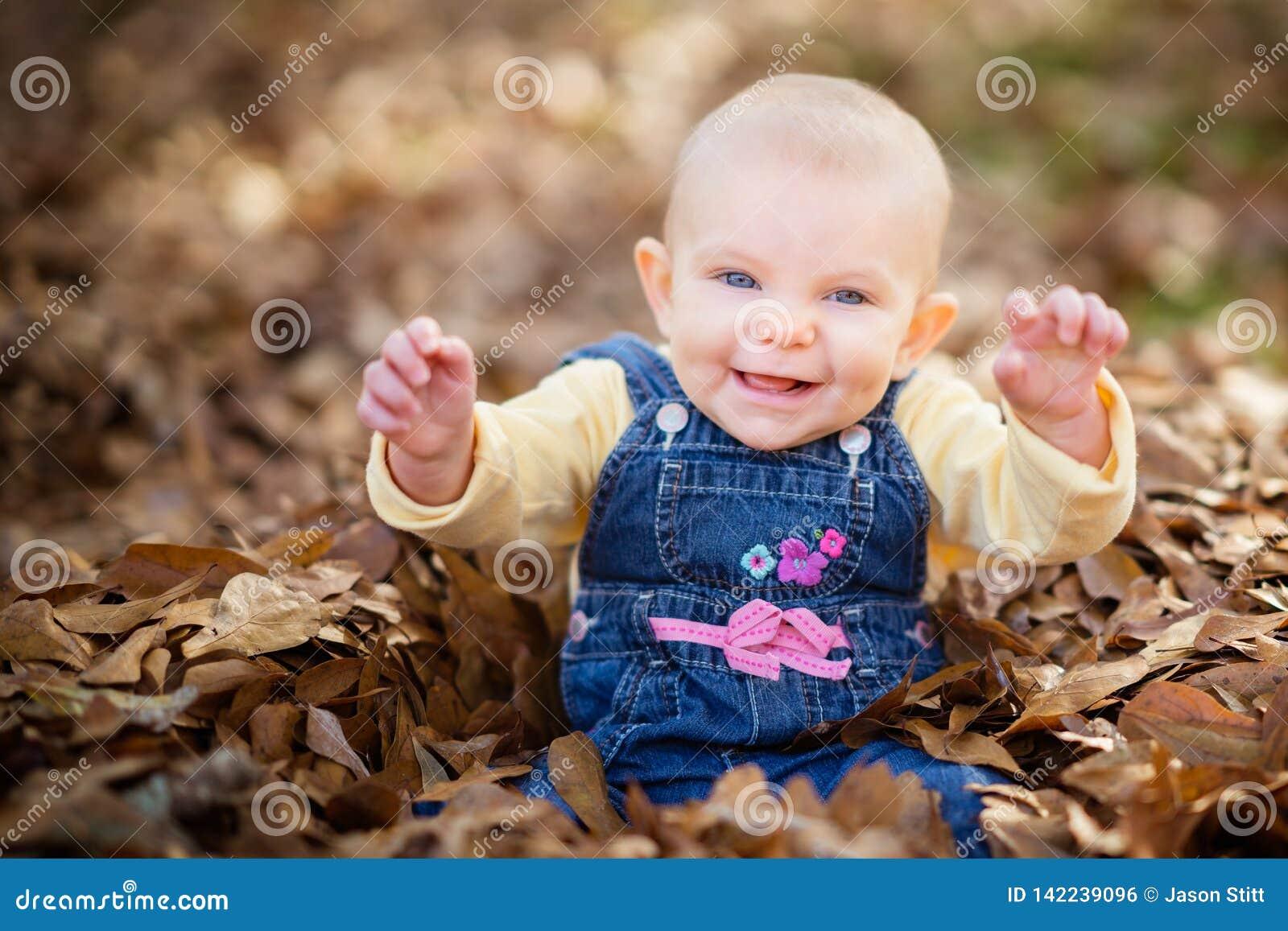 Bebé de risa
