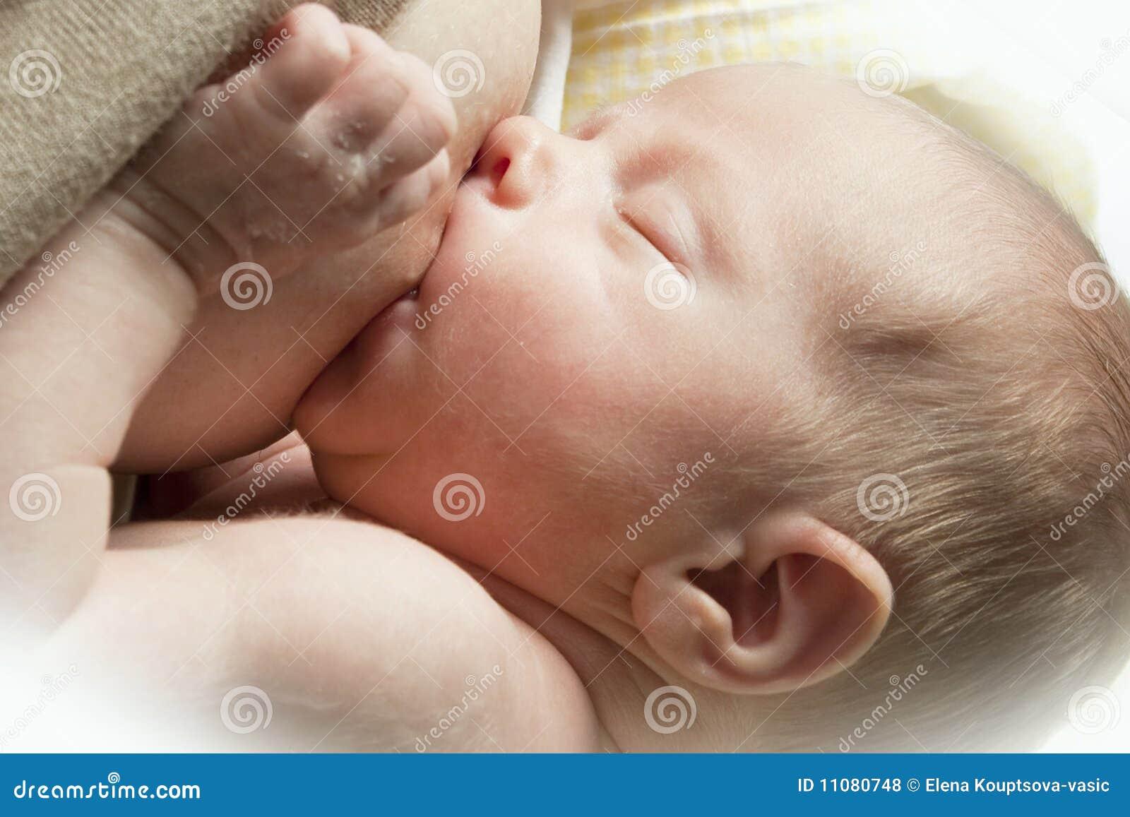 Bebé del oficio de enfermera