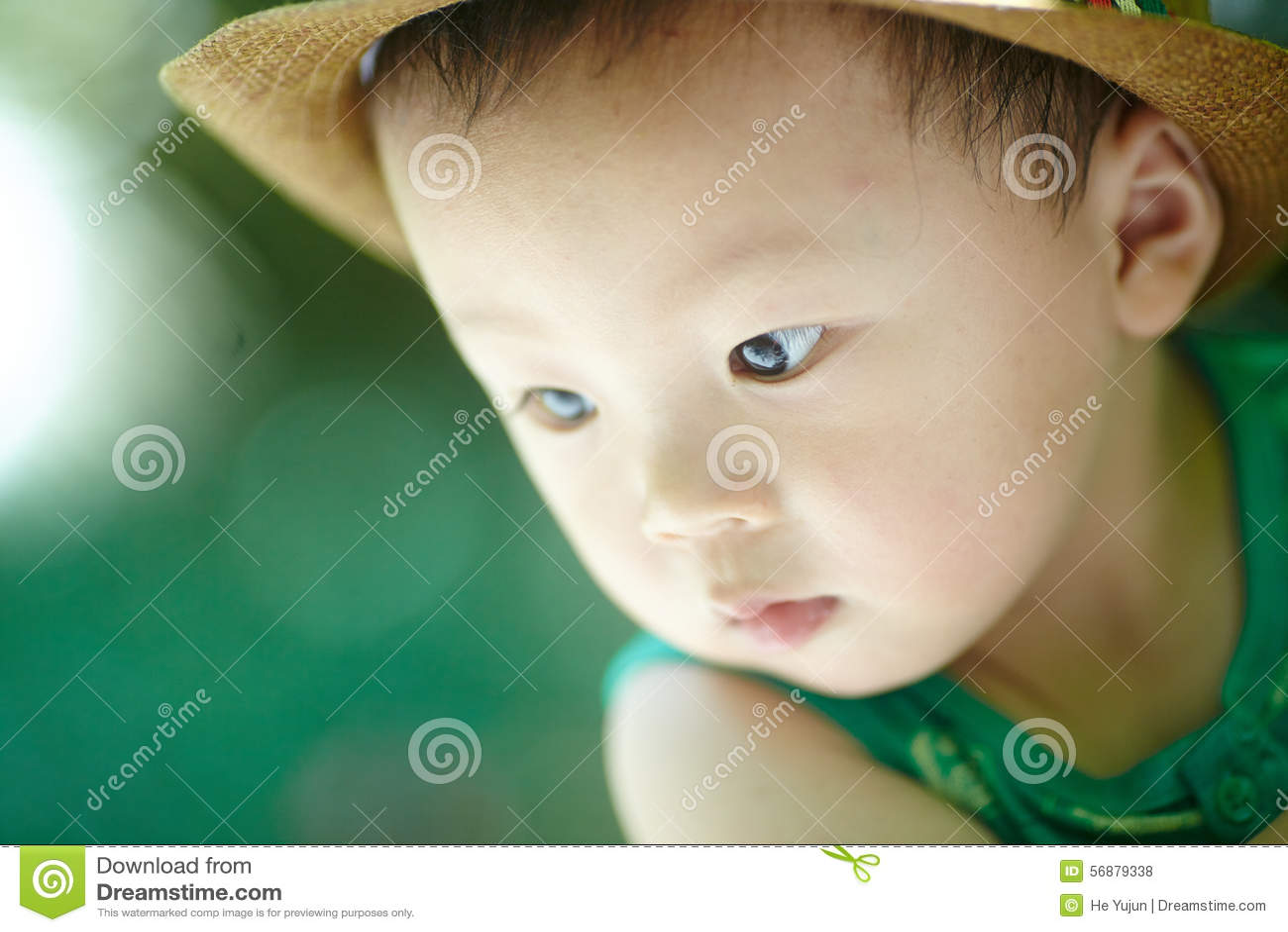 Bebé del verano