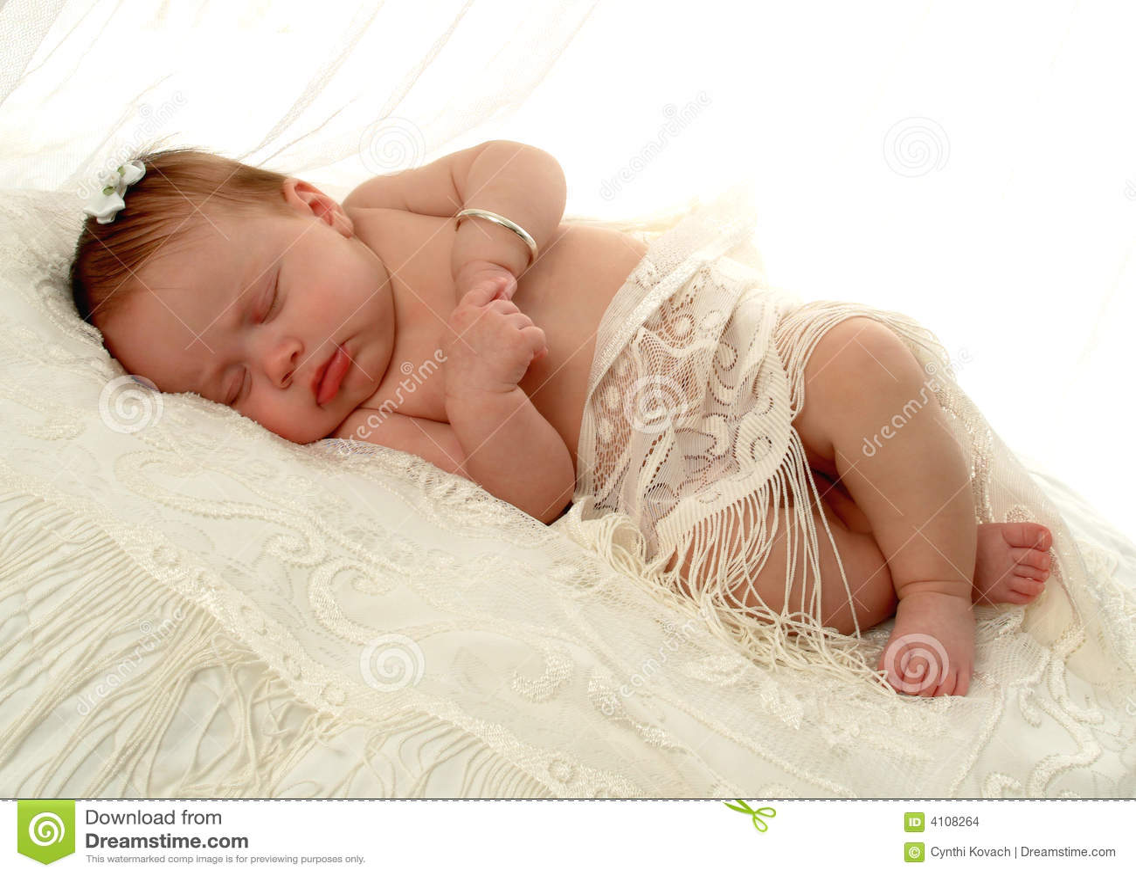 Bebé durmiente