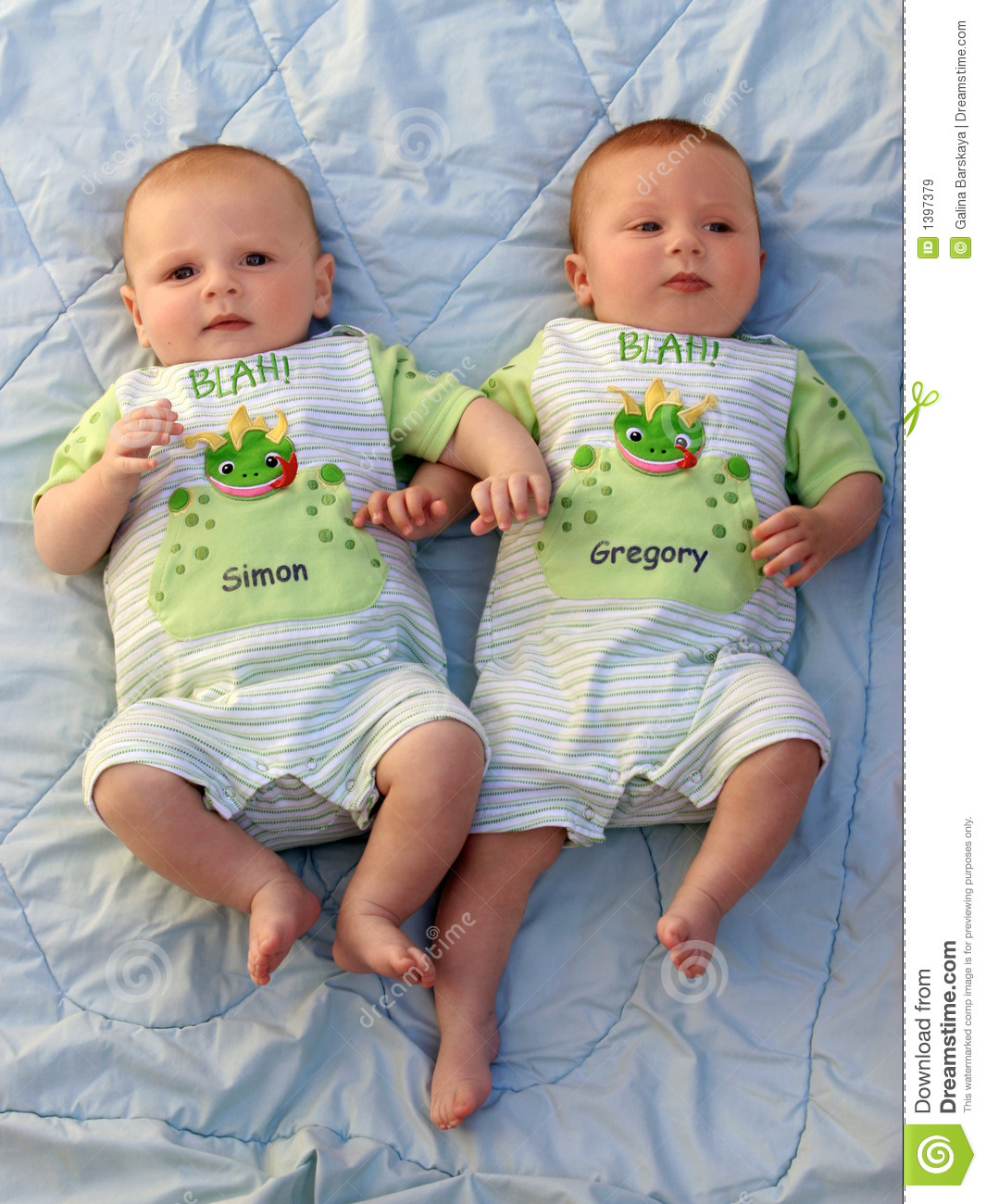 Fraternal Twin Baby Clothes
