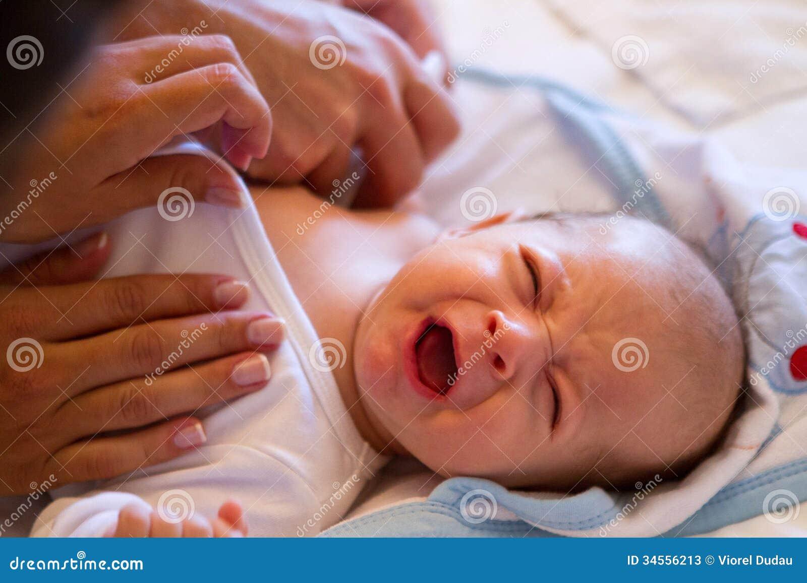 Bebê de grito