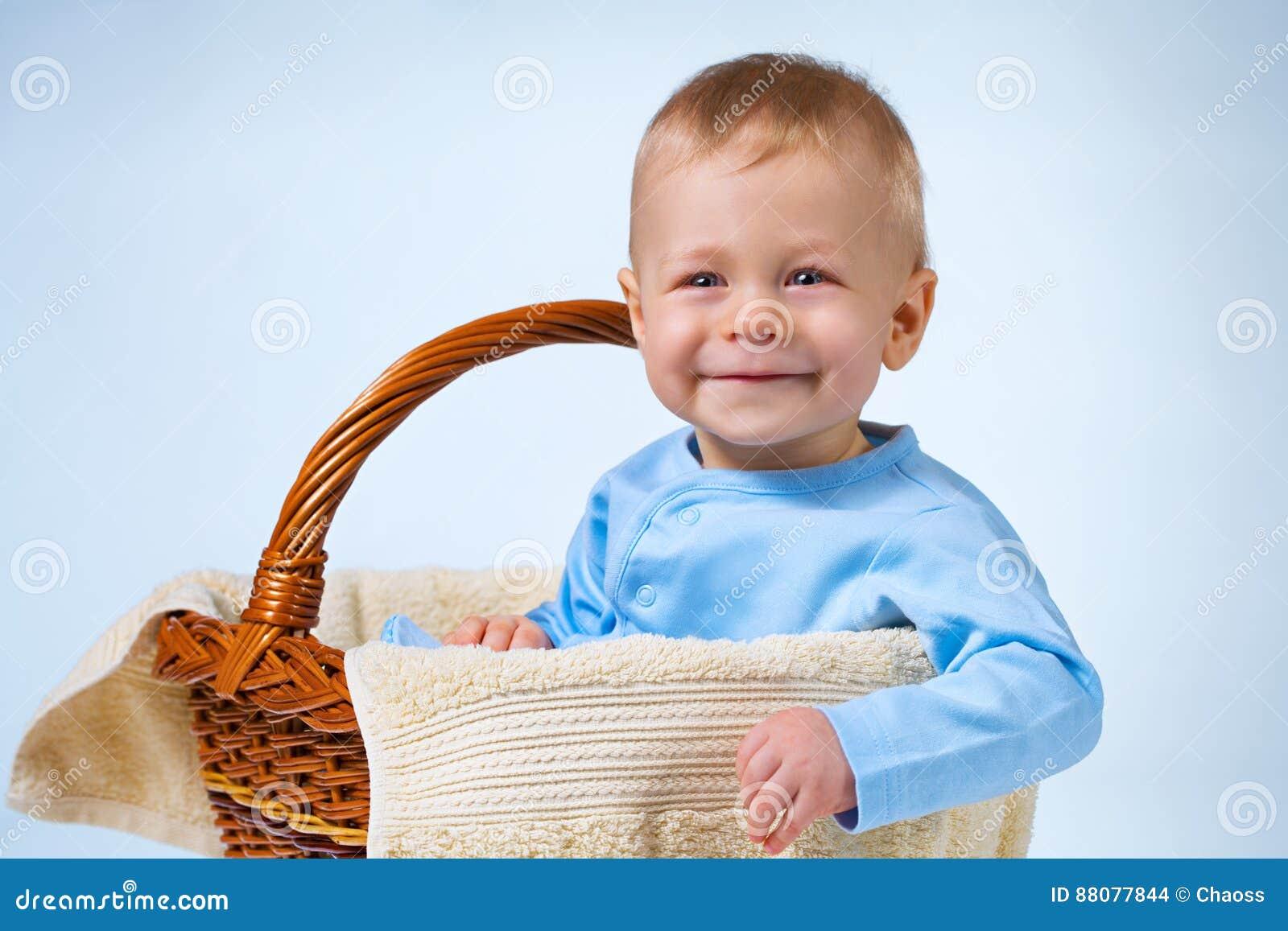 Bebê de oito meses