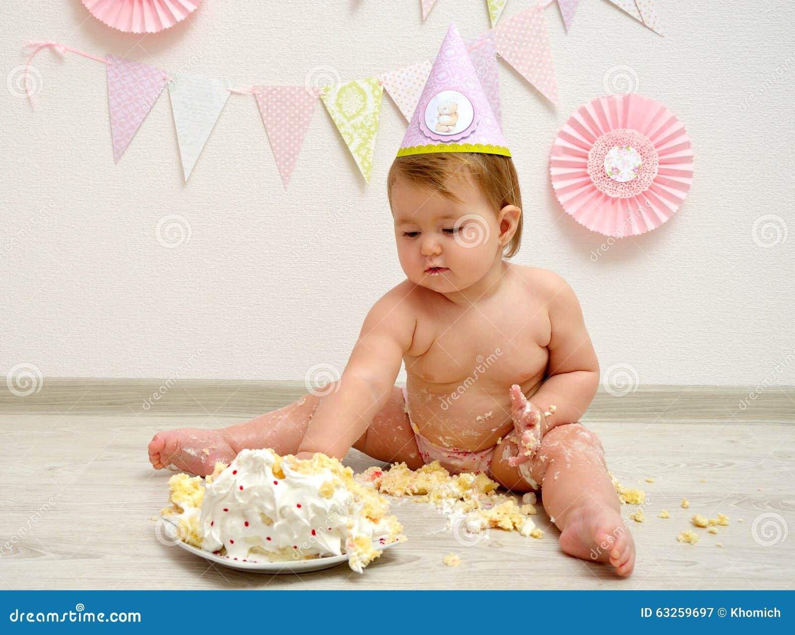 Bebê do aniversário