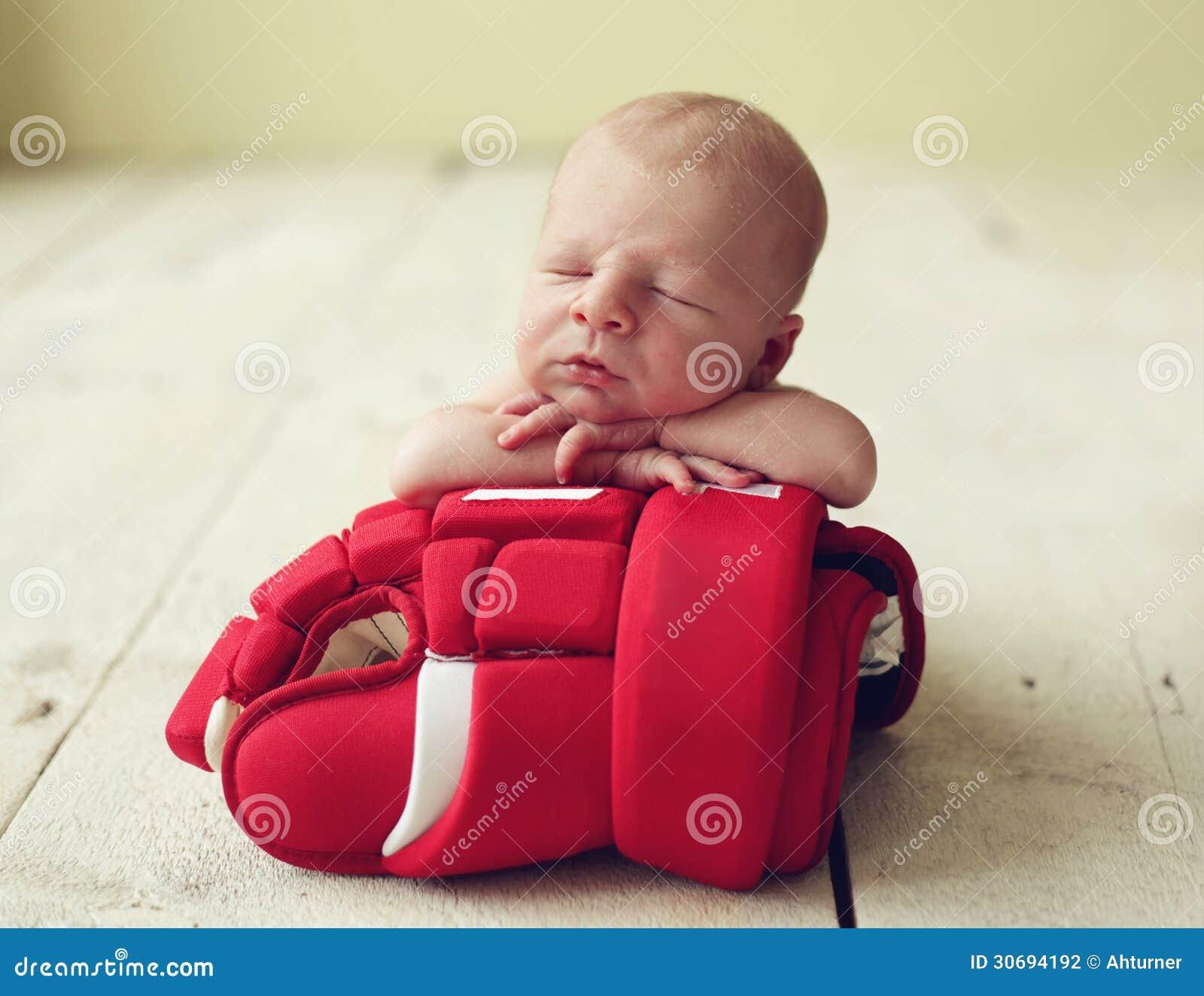 Bebê do hóquei