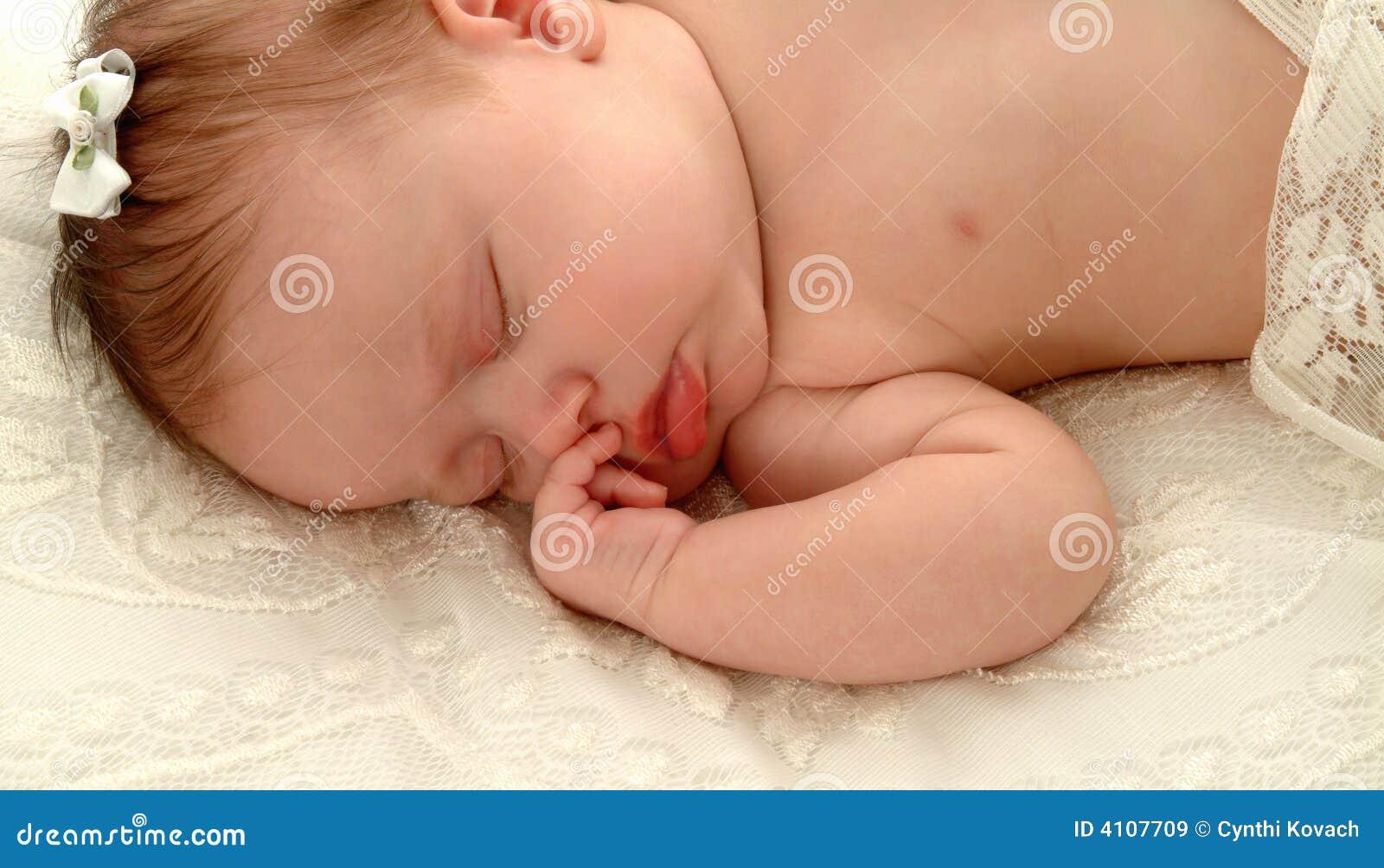 Bebê no laço