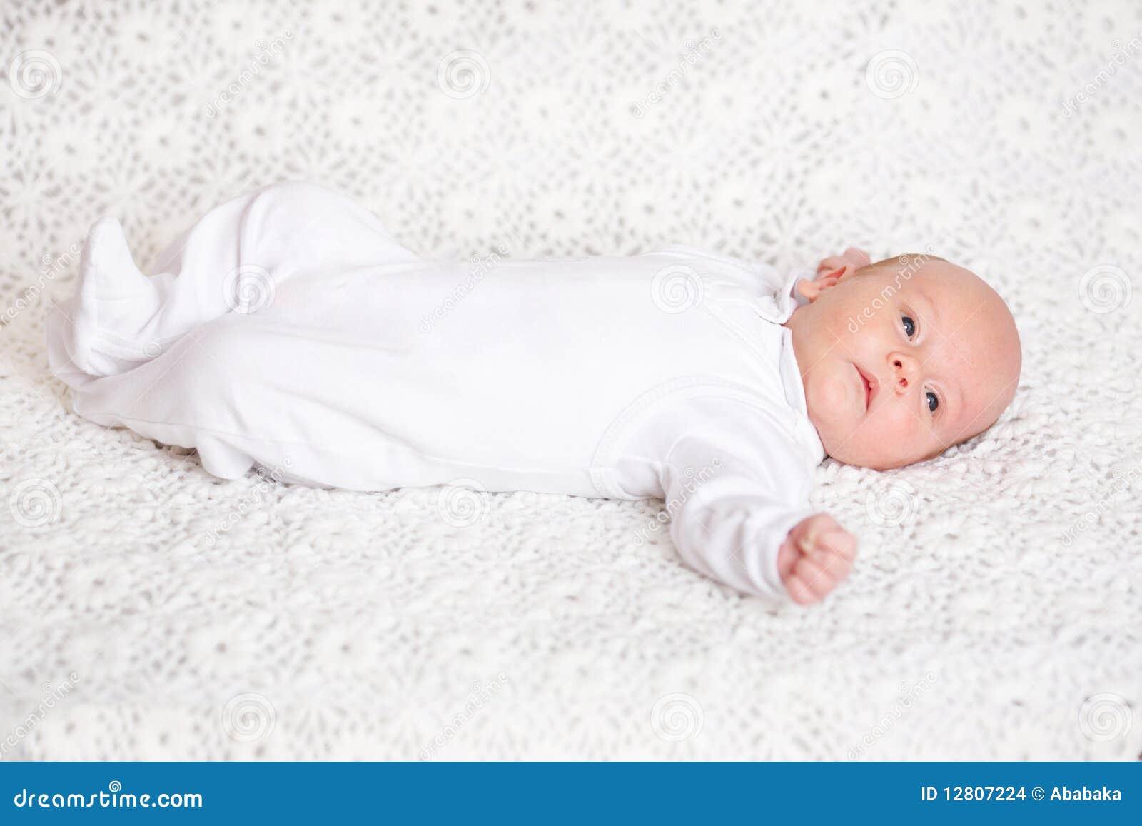 Bebê pequeno