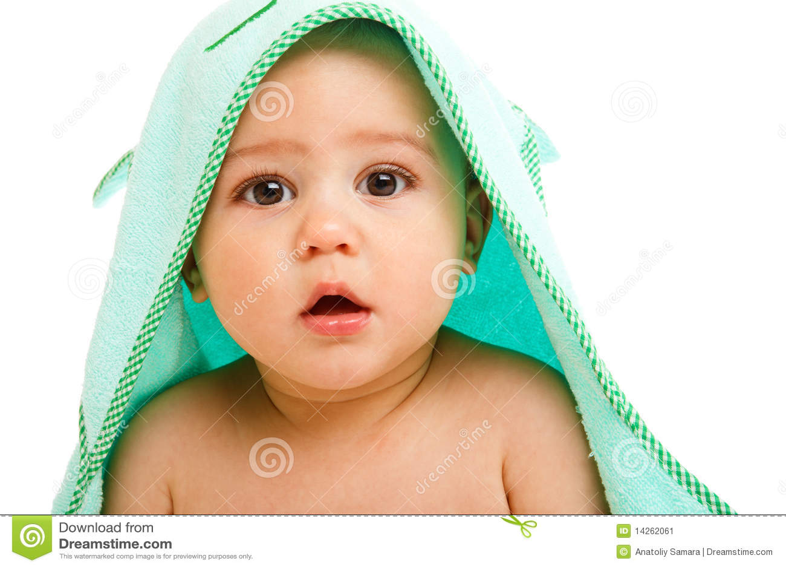 Bebê Scared