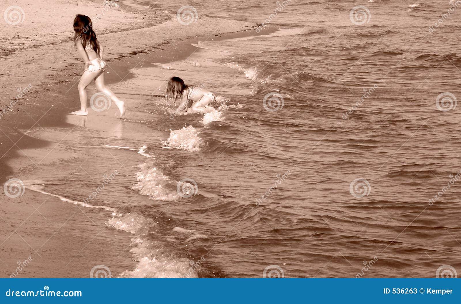 Bebês da areia