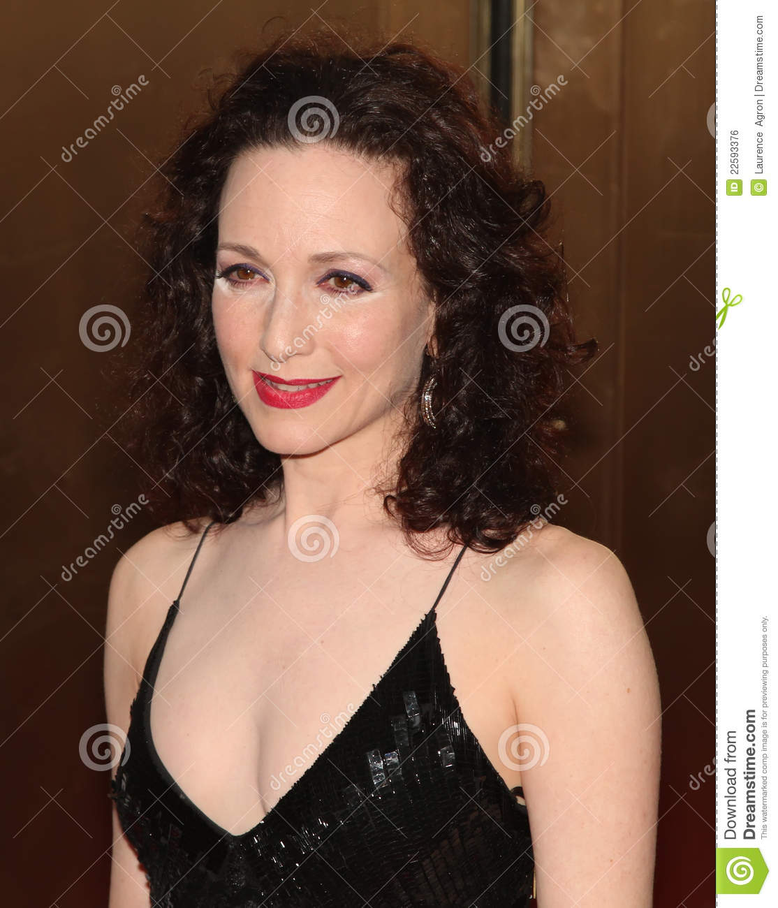 Actress Bebe Neuwirth arrives on the red carpet for the 64th annual ...