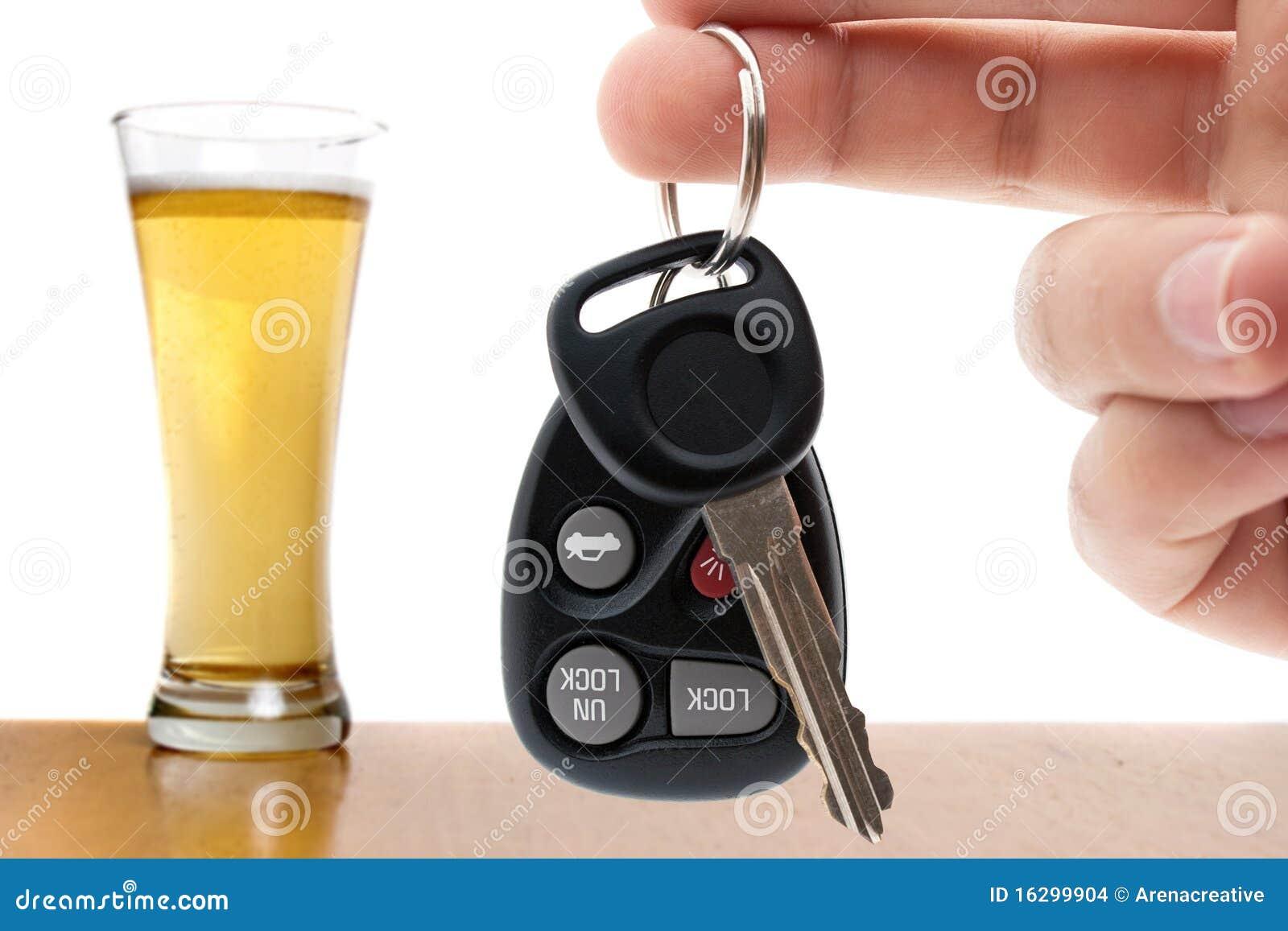 Beber e conduzir