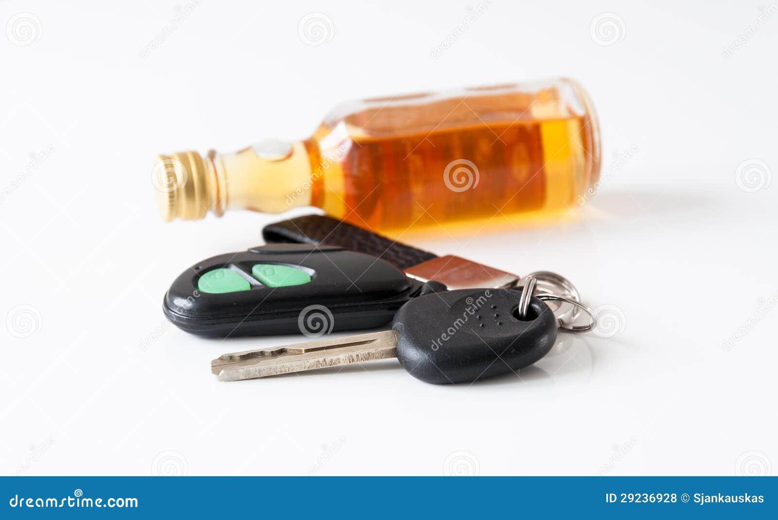 Download Beber e conduzir foto de stock. Imagem de alcoholism - 29236928
