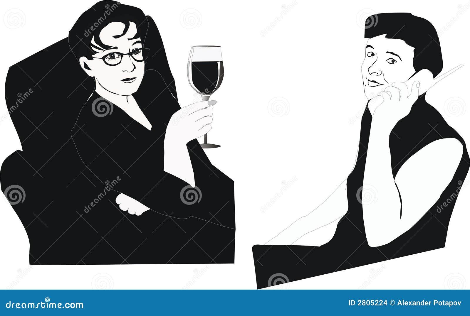 Beber e falar