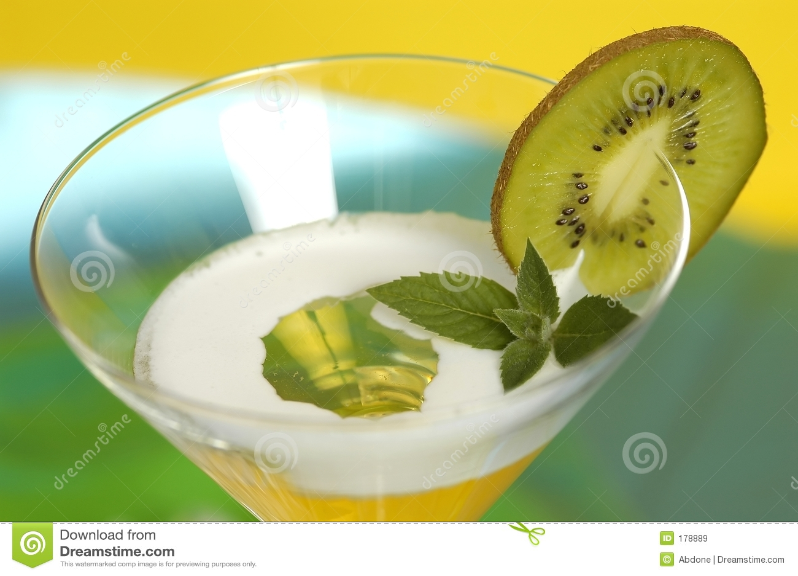 Bebida de Martini