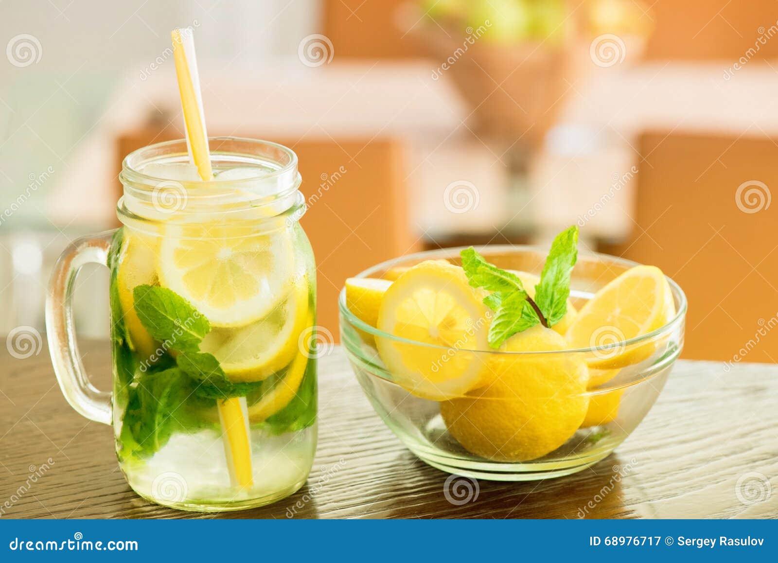 Bebida del limón