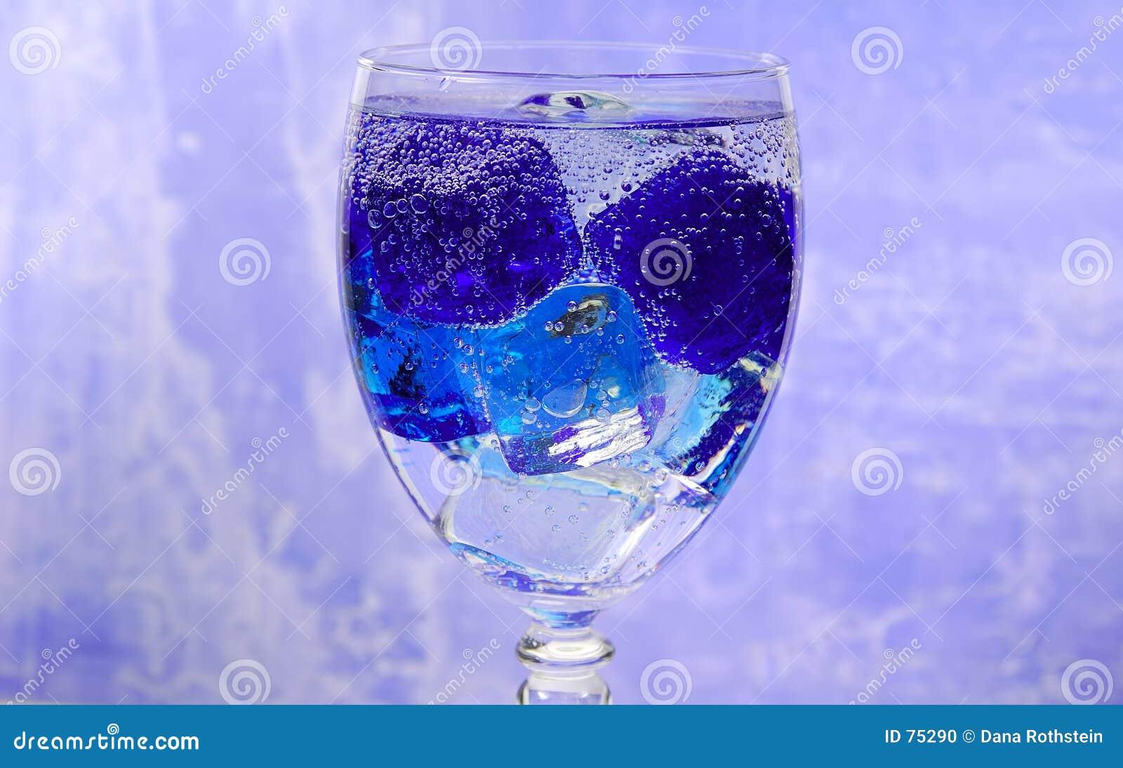 Bebida en el hielo