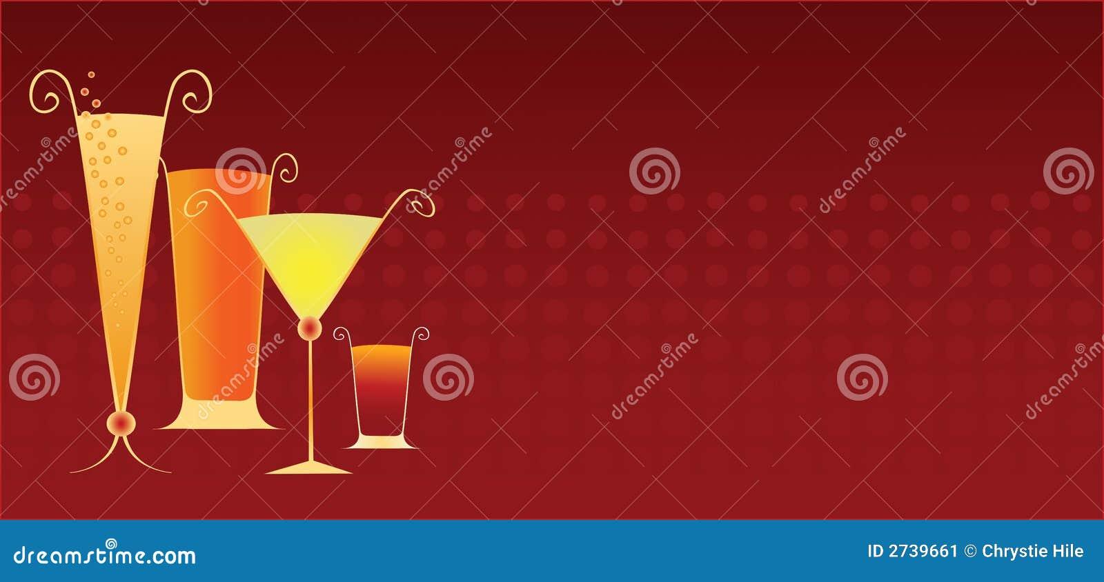 Bebidas do partido